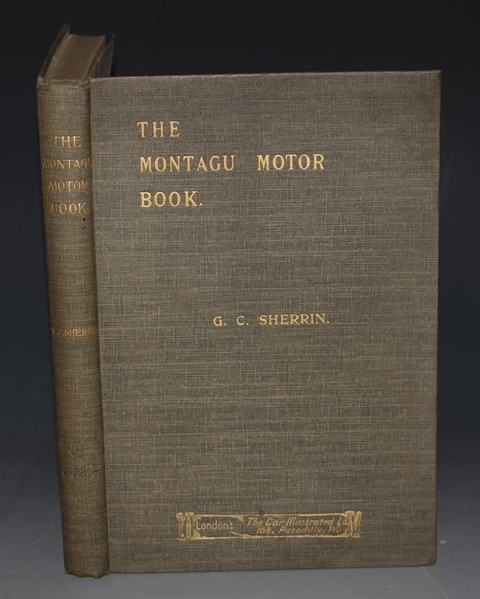Image for The Montagu Motor Book Edited by Lord Montagu.