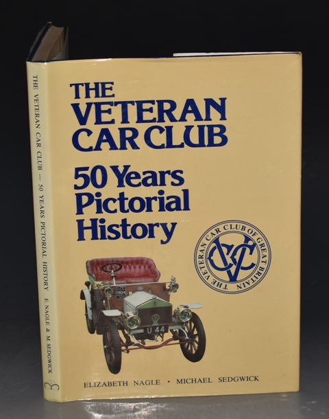 Image for The Veteran Car Club; 50 Years Pictorial History