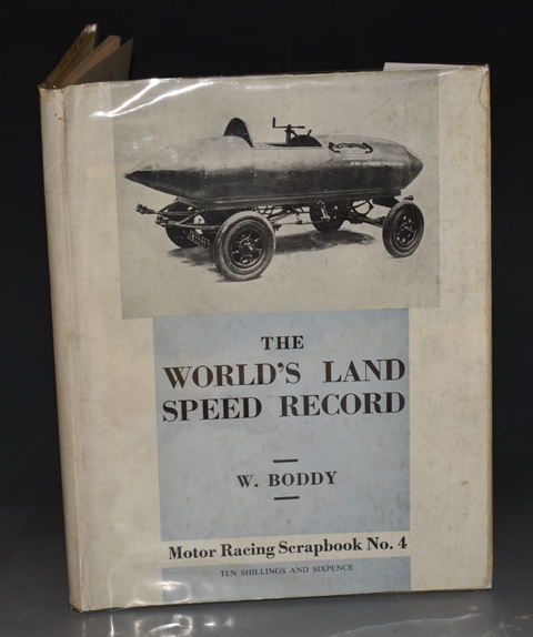 Image for The World's Land Speed Record