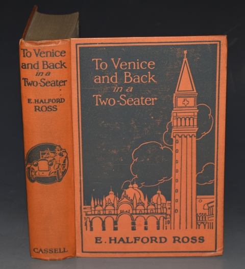 Image for To Venice and Back in a Two-Seater With Nineteen Illustrations from Sketches by the Author.