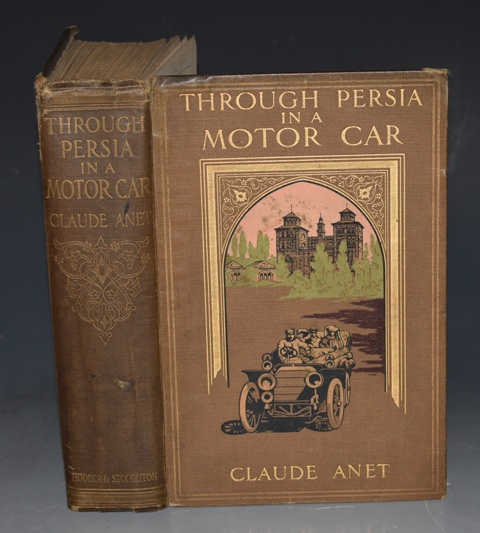 Image for Through Persia in a Motor-Car By Russia and the Caucasus. Translated by M. Beresford Ryley.