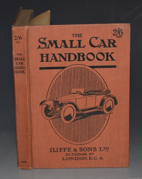 "Image for The Small Car Handbook All About Economical Motoring (Being the Second Edition of ""The Light Car Handbook."")"