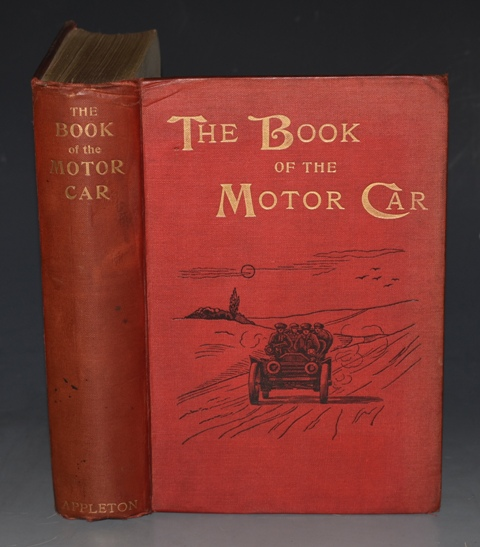 Image for The Book of the Motor Car A Practical Volume devoted to the History, Construction, Use and Care of Motor Cars. Introduction by D. H. Morris.
