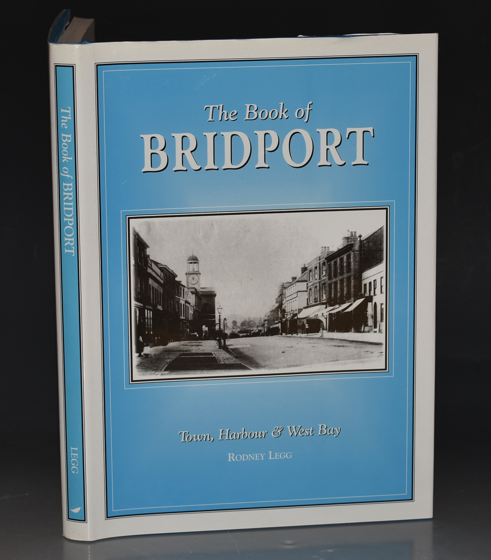 Image for The Book of Bridport Town, Harbour & West Bay