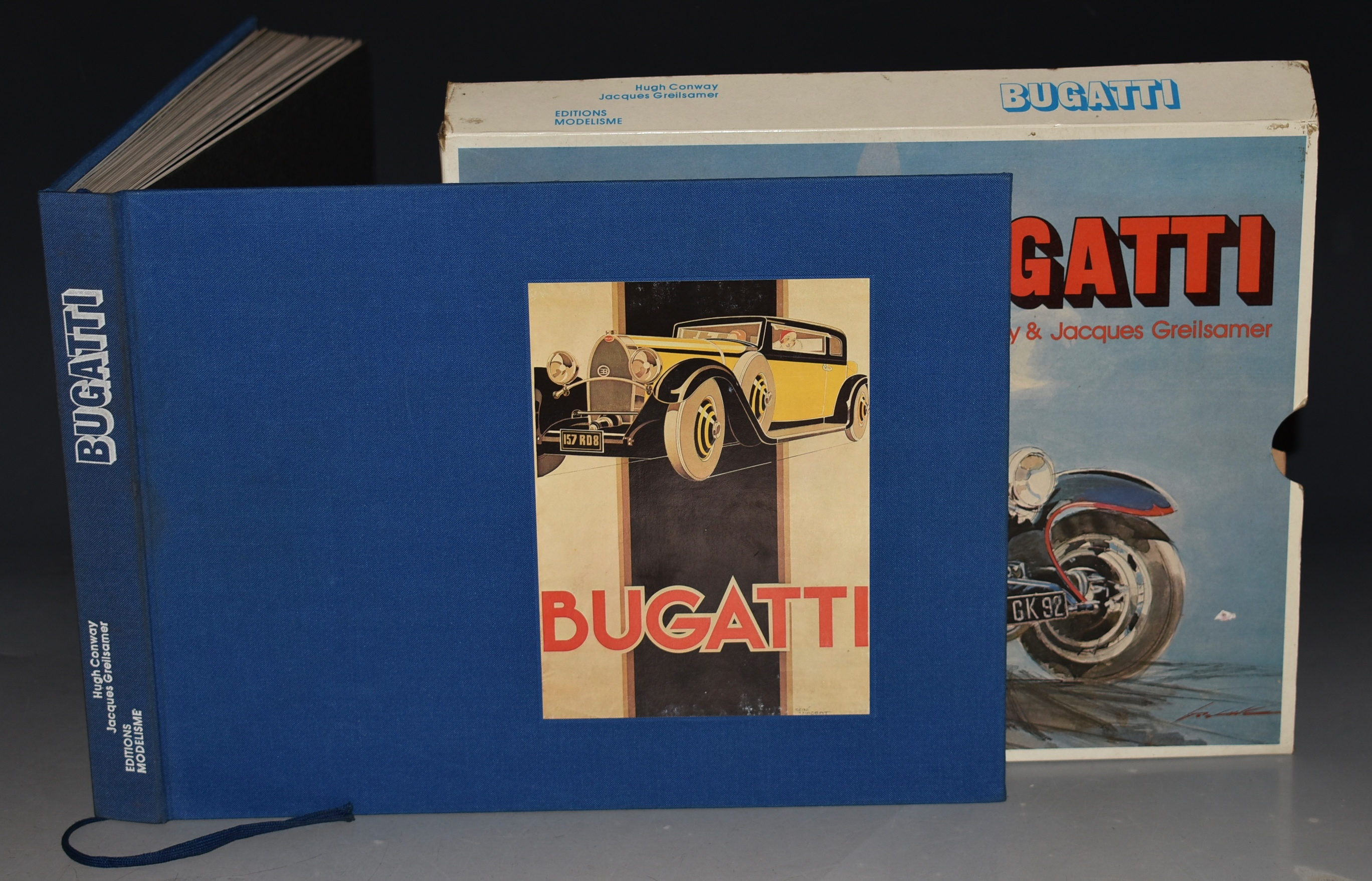 Image for Bugatti Foreword by Le Baron de Rothschild
