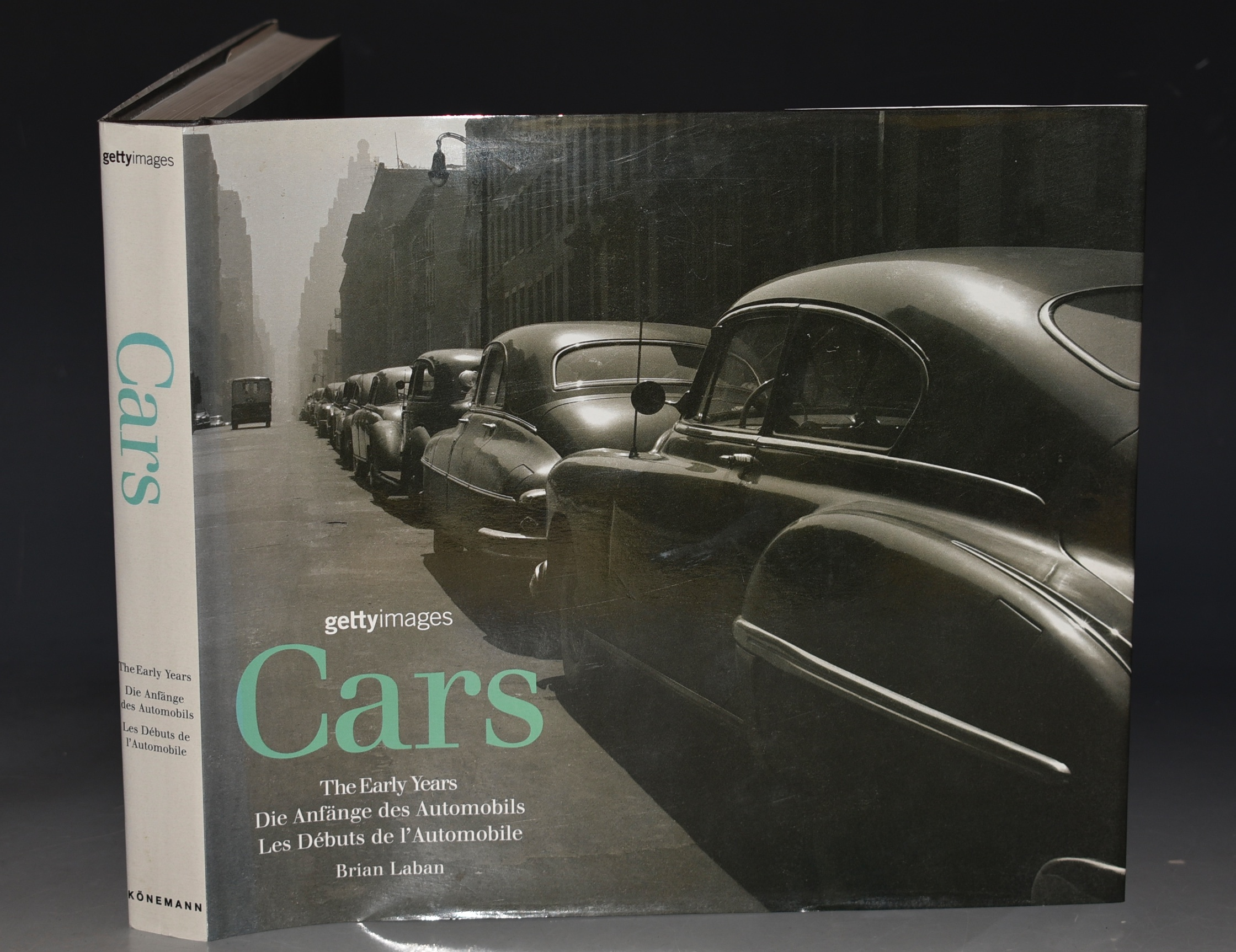 Image for Cars, The Early Years