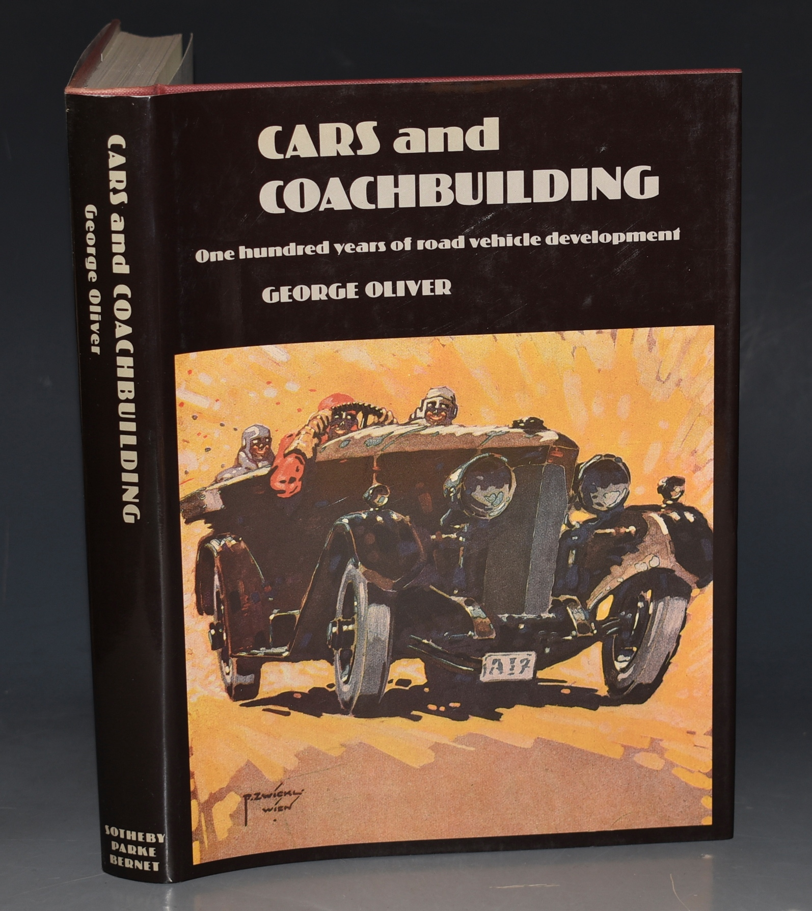 Image for Cars and Coachbuilding One Hundred Years of Road Vehicle Development.