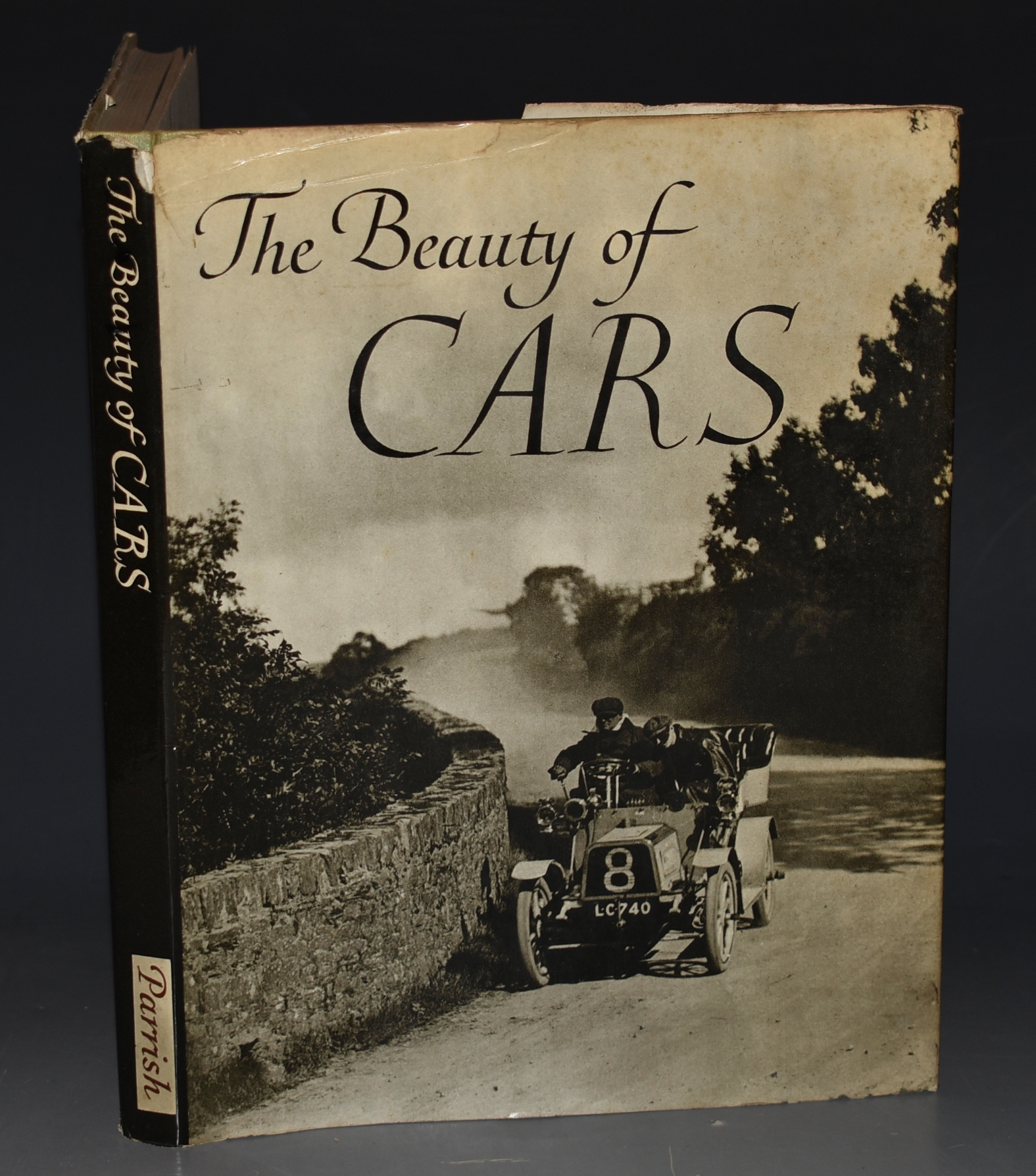 Image for The Beauty of Cars With an introductory essay.