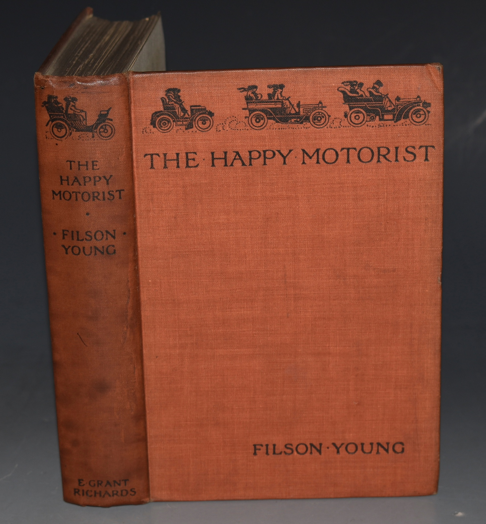 Image for The Happy Motorist. An Introduction to the use and enjoyment of the Motor Car.