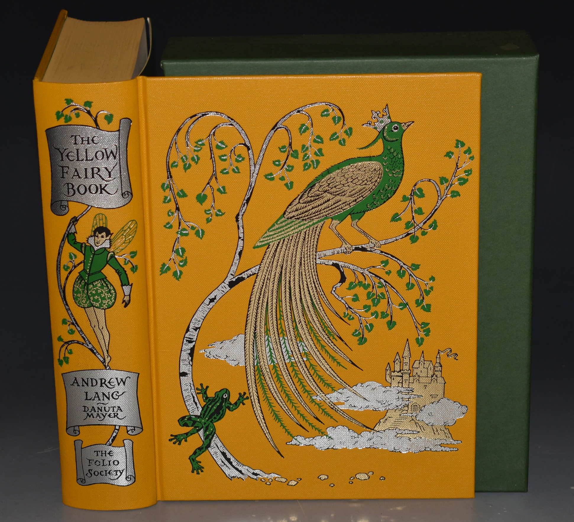 Image for The Yellow Fairy Book.
