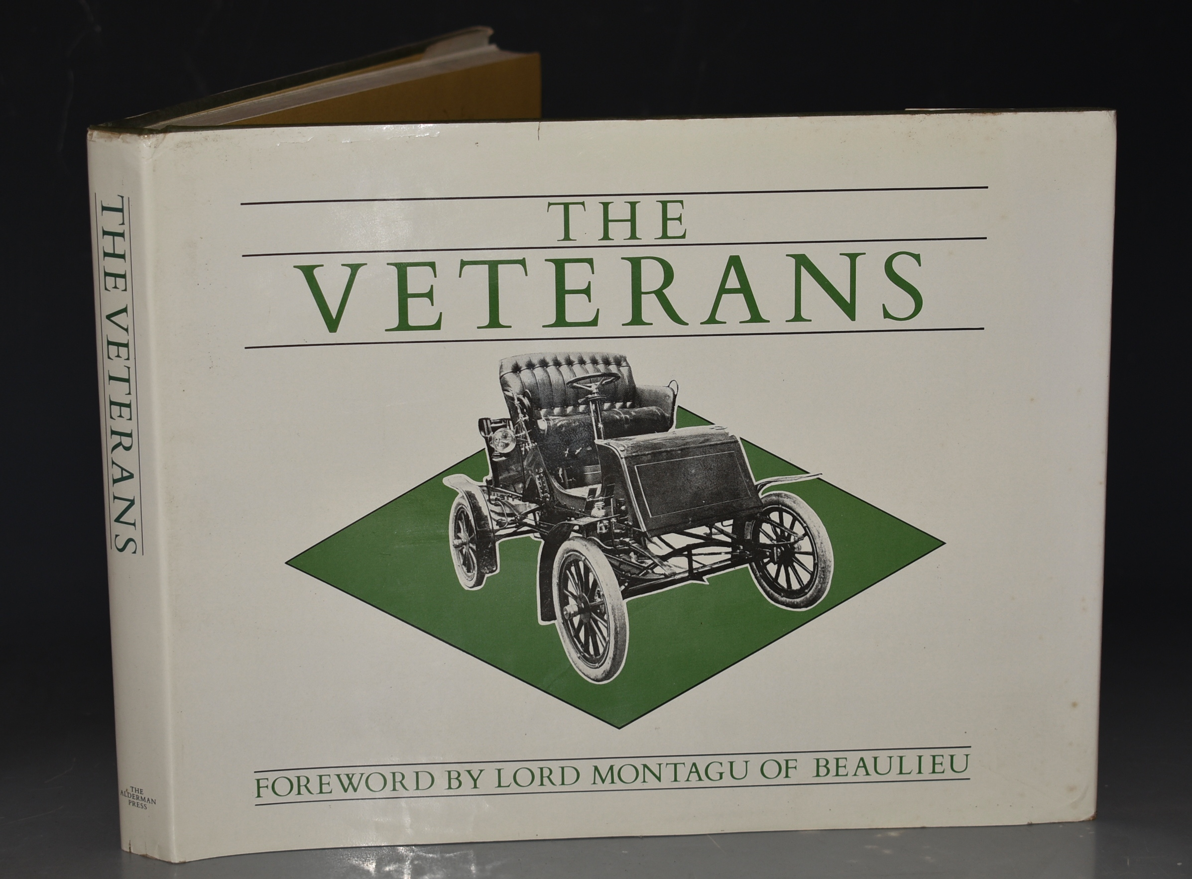 Image for The Veterans Foreword by Lord Montagu of Beulieu. Introduction by Bob Currie.