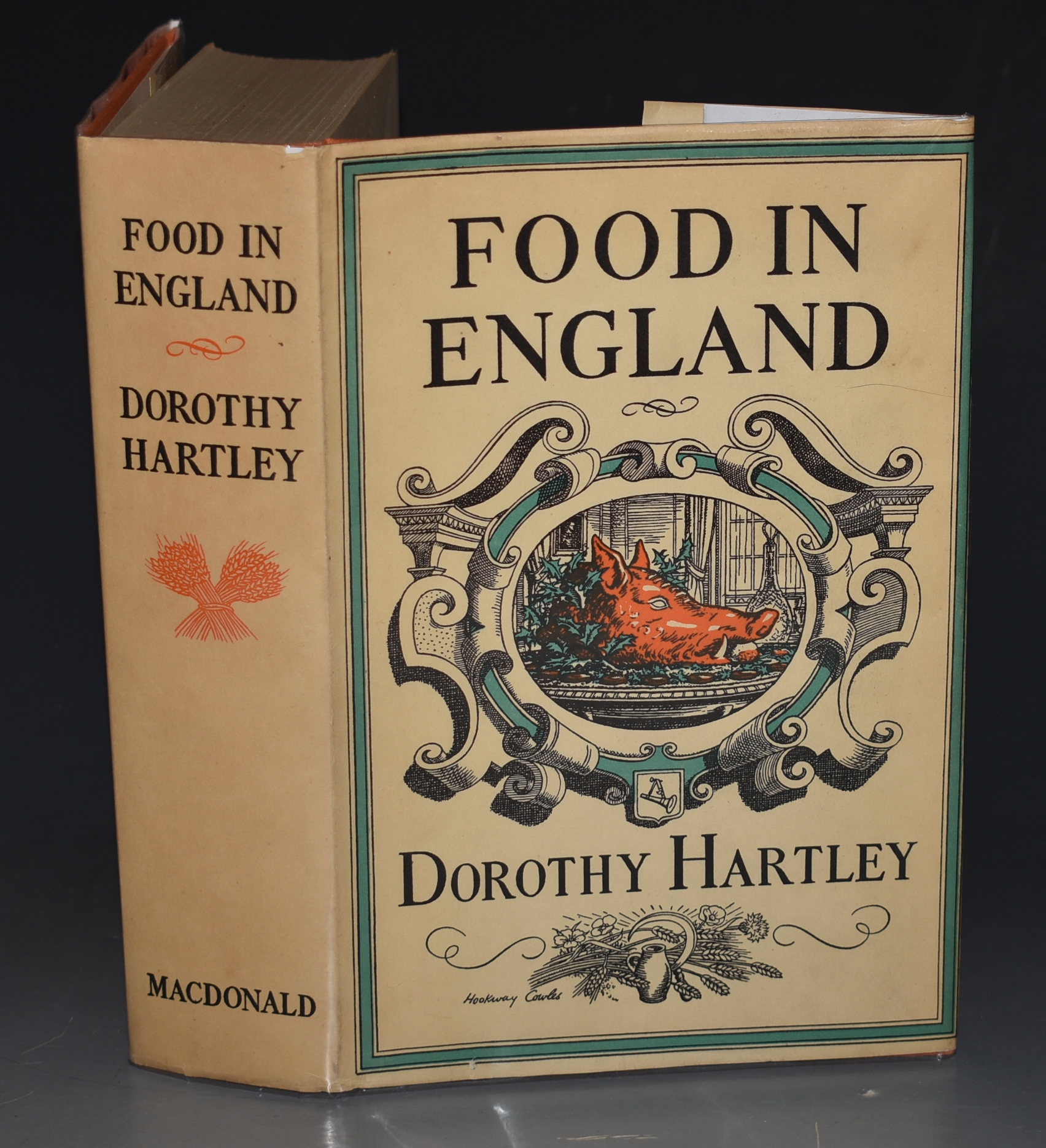 Image for Food in England