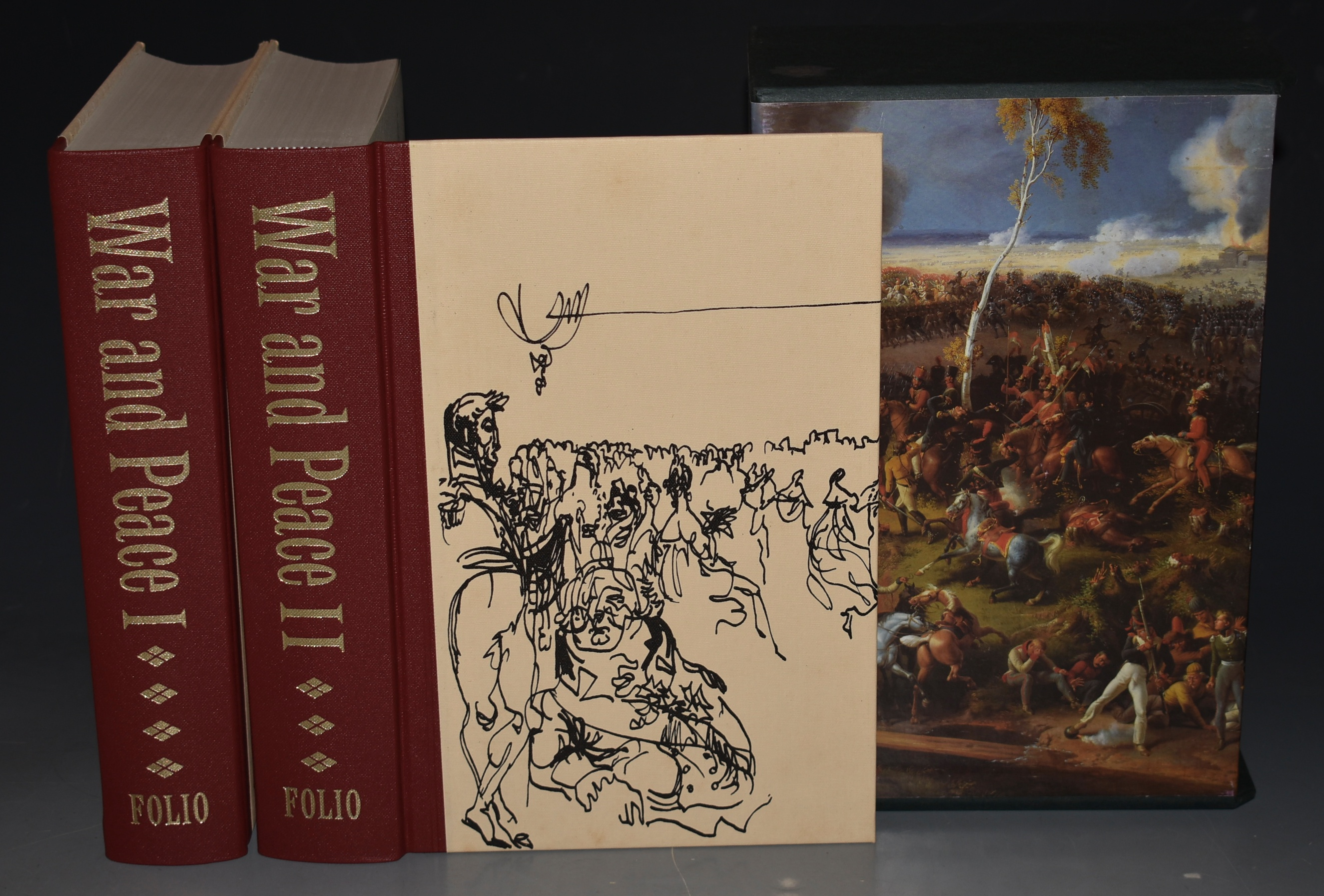 Image for War and Peace In Two Volumes.