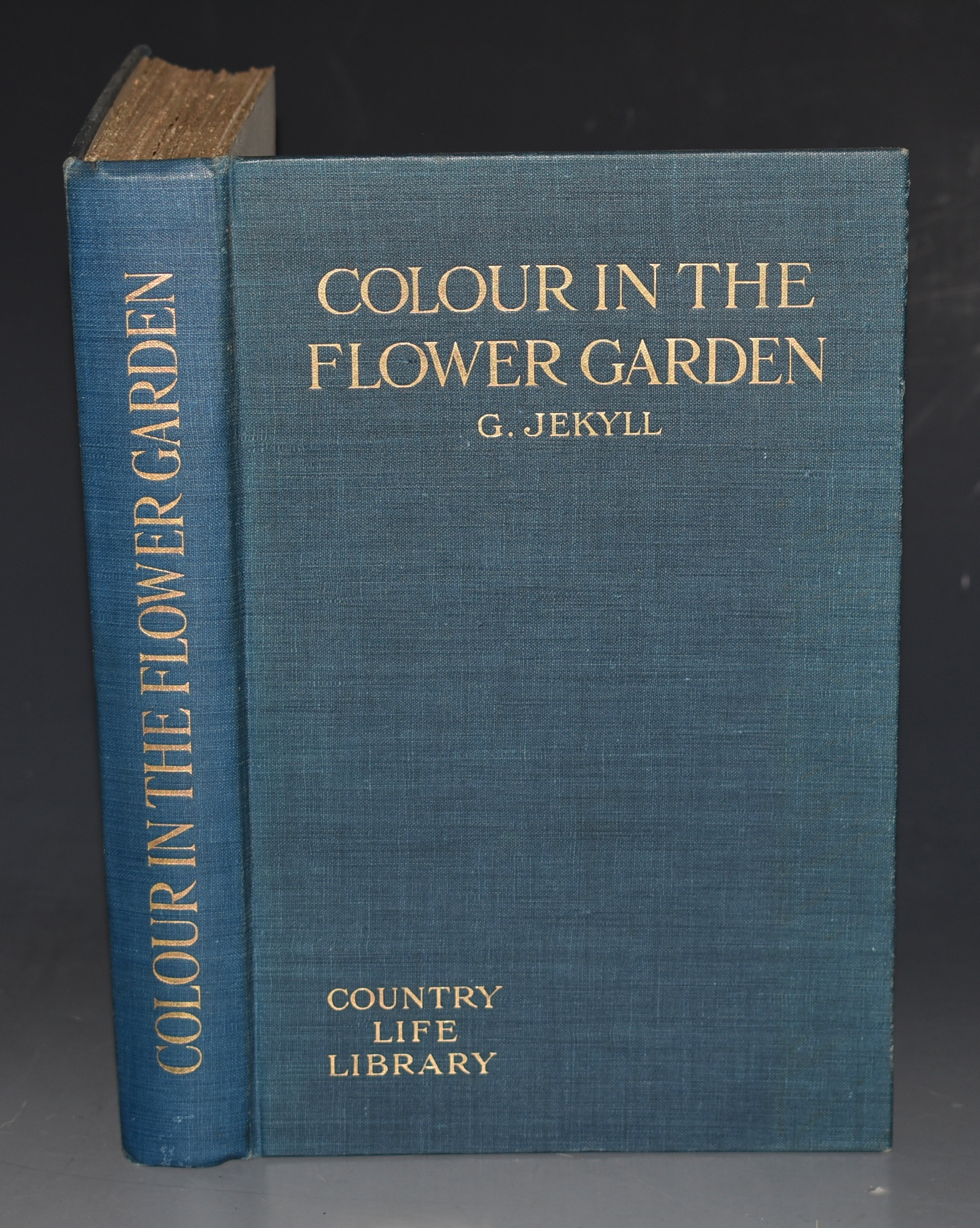 "Image for Colour in the Flower Garden. The ""Country Life"" Library."