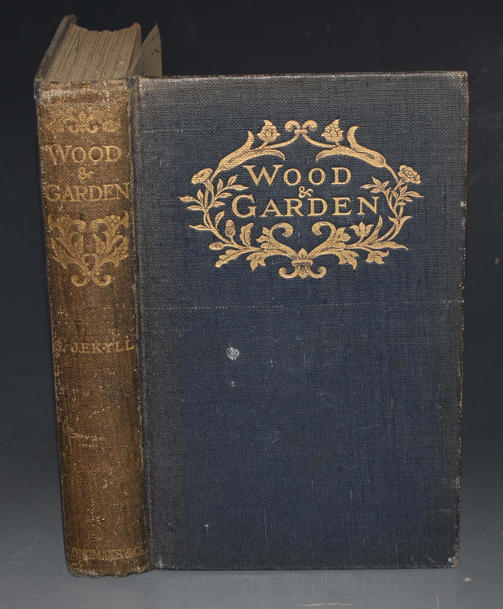 Image for Wood and Garden Notes and Thoughts, Practical and Critical, of a Working Amateur. With 71 illustrations from photographs by the author. Seventh Impression.
