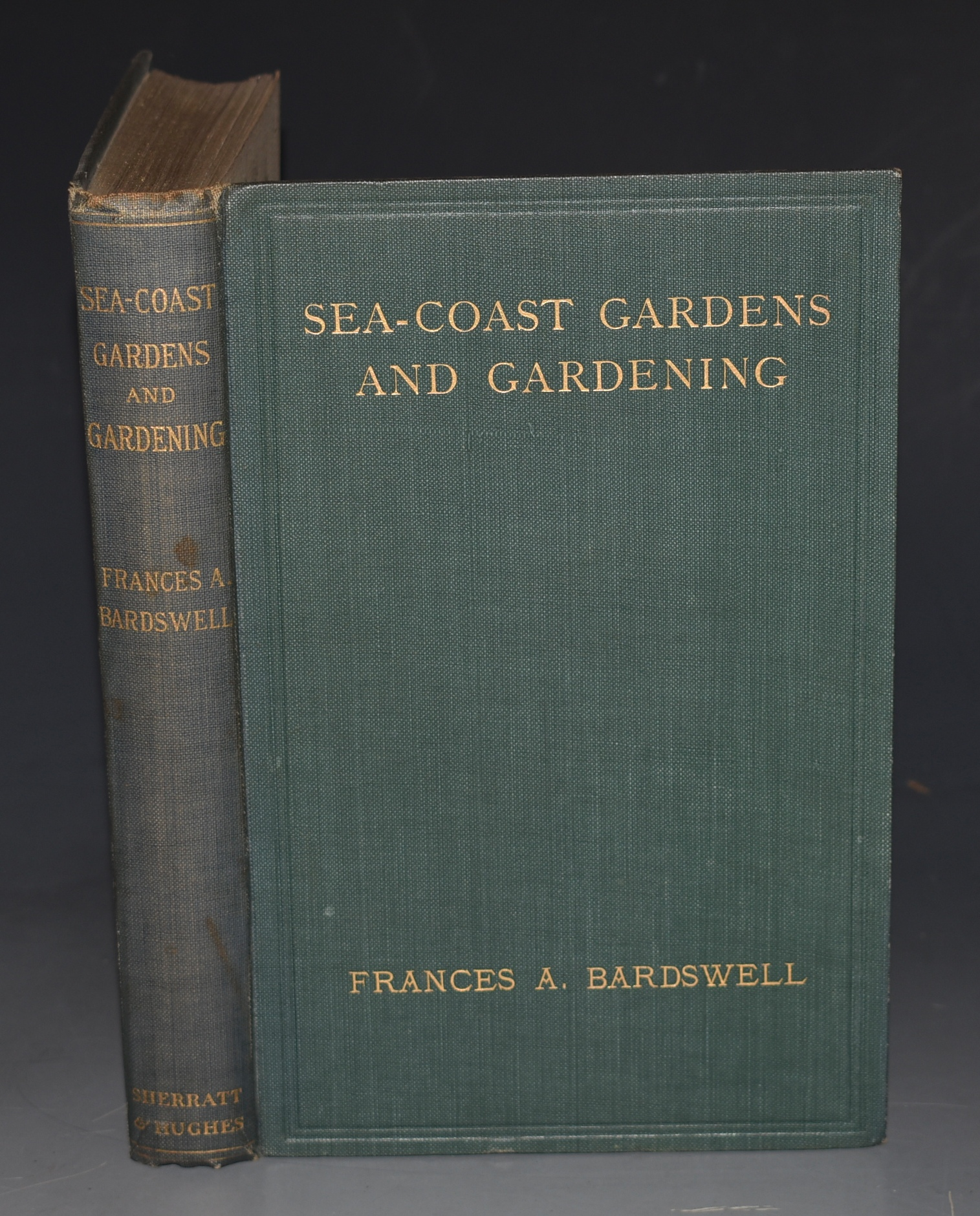 Image for Sea-Coast Gardens and Gardening