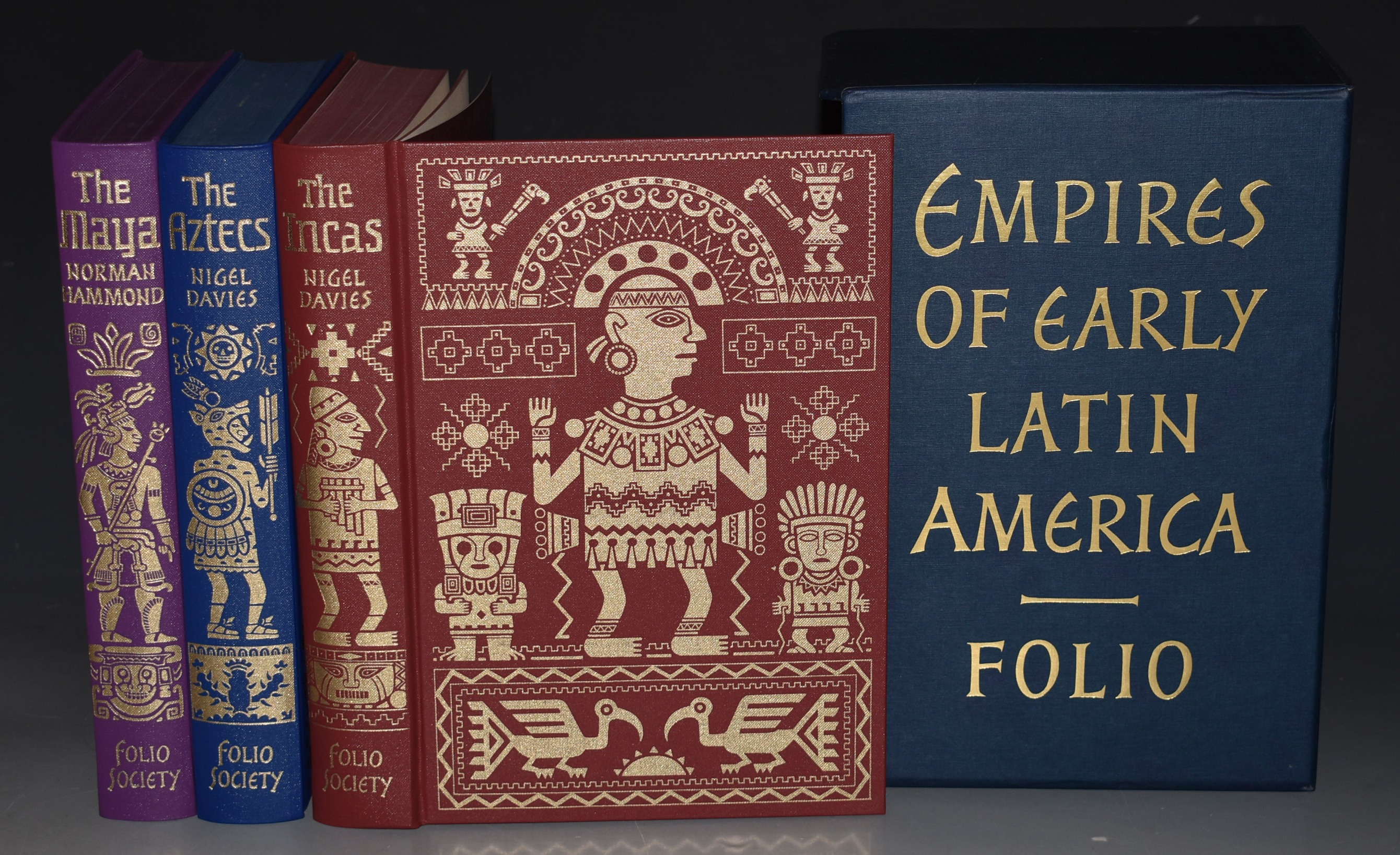 Image for Empires of Early Latin America. The Maya; The Aztecs; The Incas.