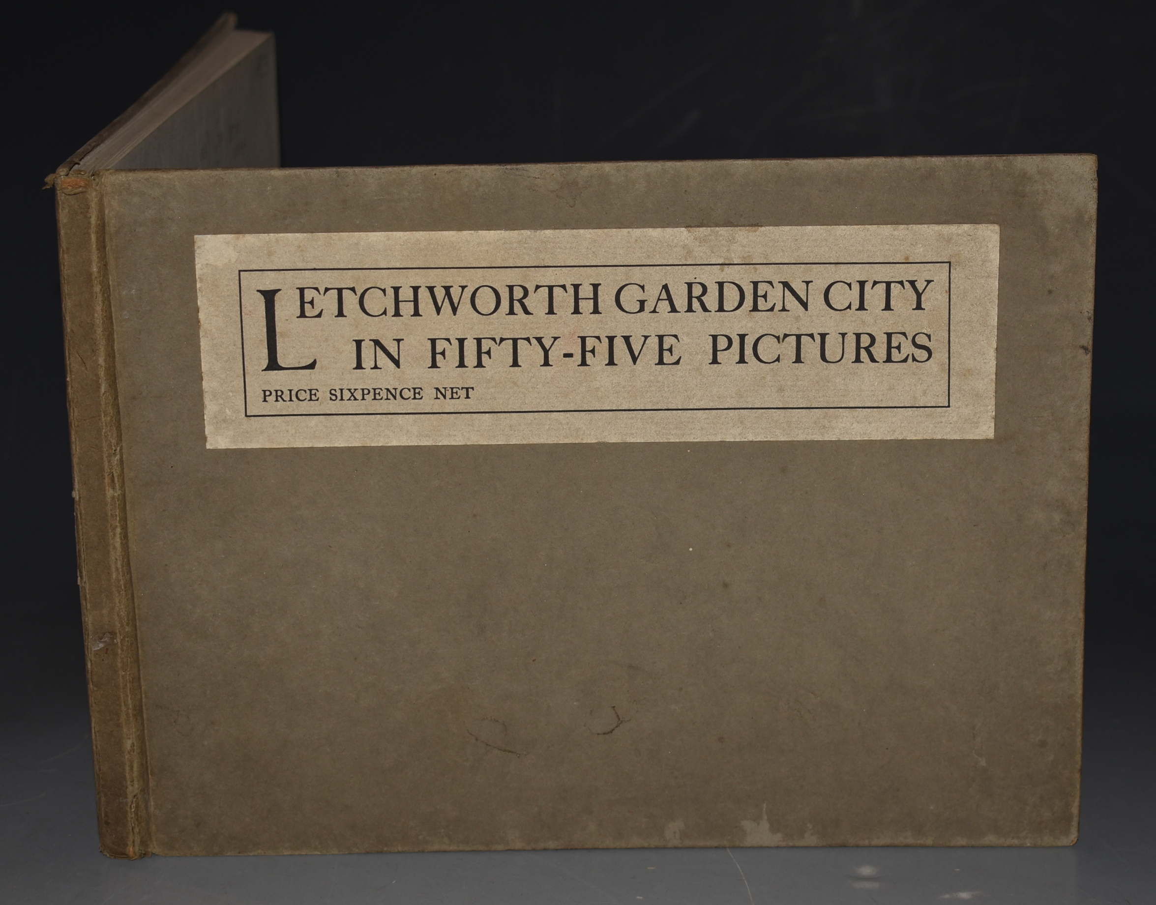 Image for Letchworth Garden City In Fifty-Five Pictures