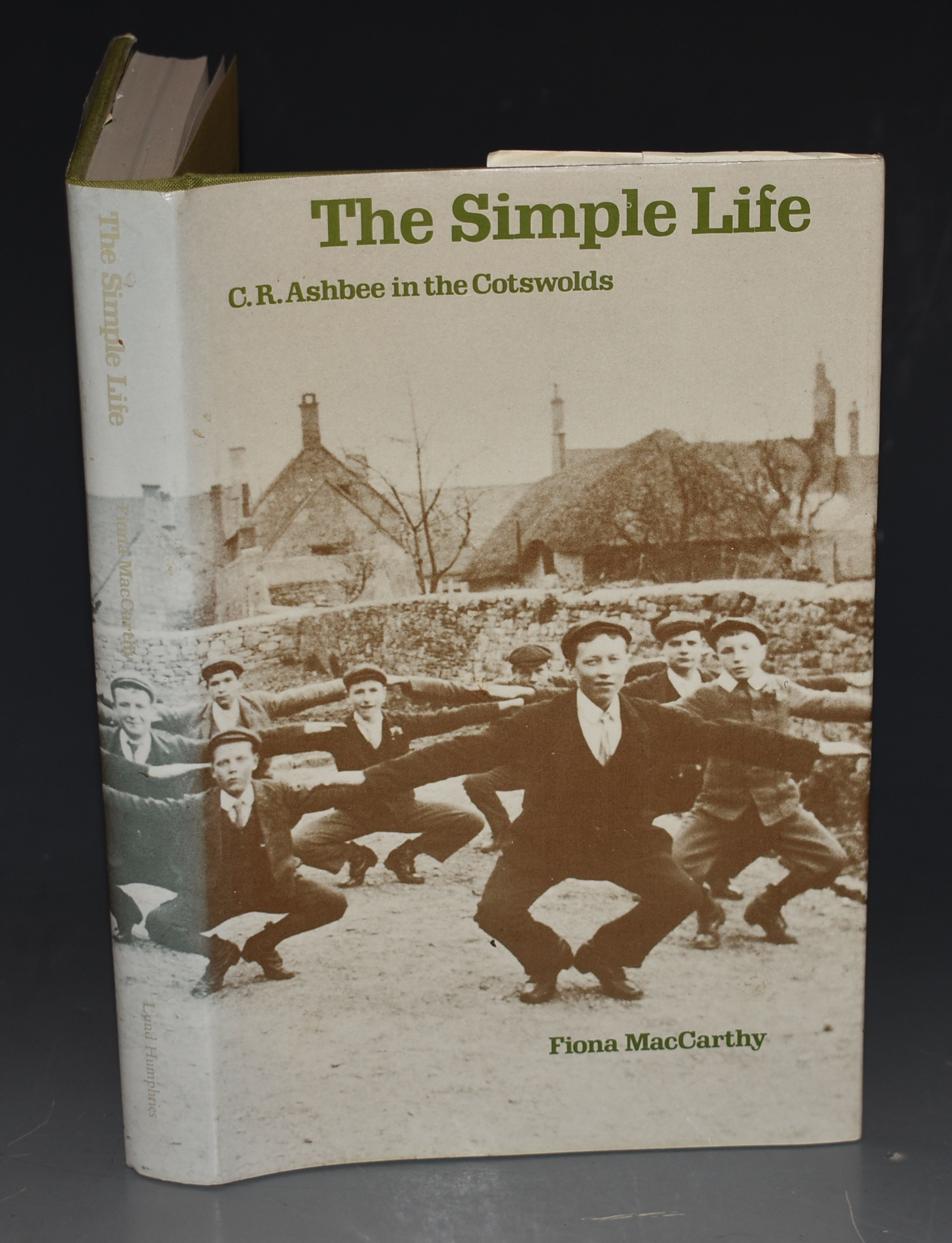 Image for The Simple Life C. R. Ashbee in the Cotswolds. Signed Copy.