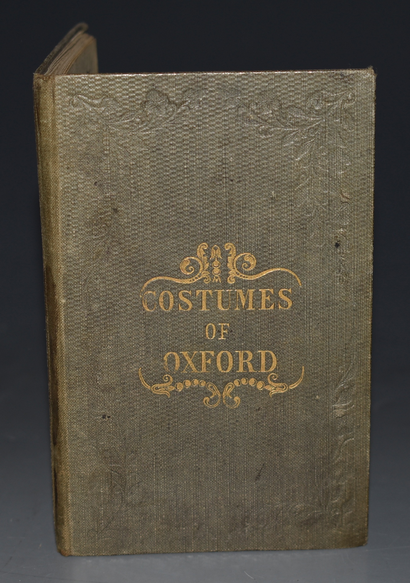 Image for The Costumes of the Members of The University of Oxford.