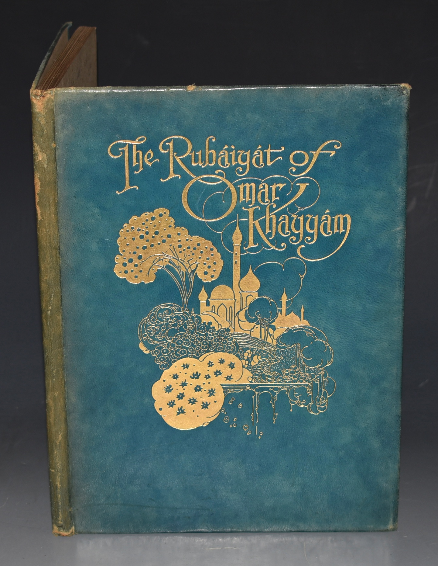 Image for The Rubaiyat of Omar Khayyam. Translated by Edward Fitzgerald, Introduction by Laurence Housman. With Colour Plates and Decorations by Charles Robinson.