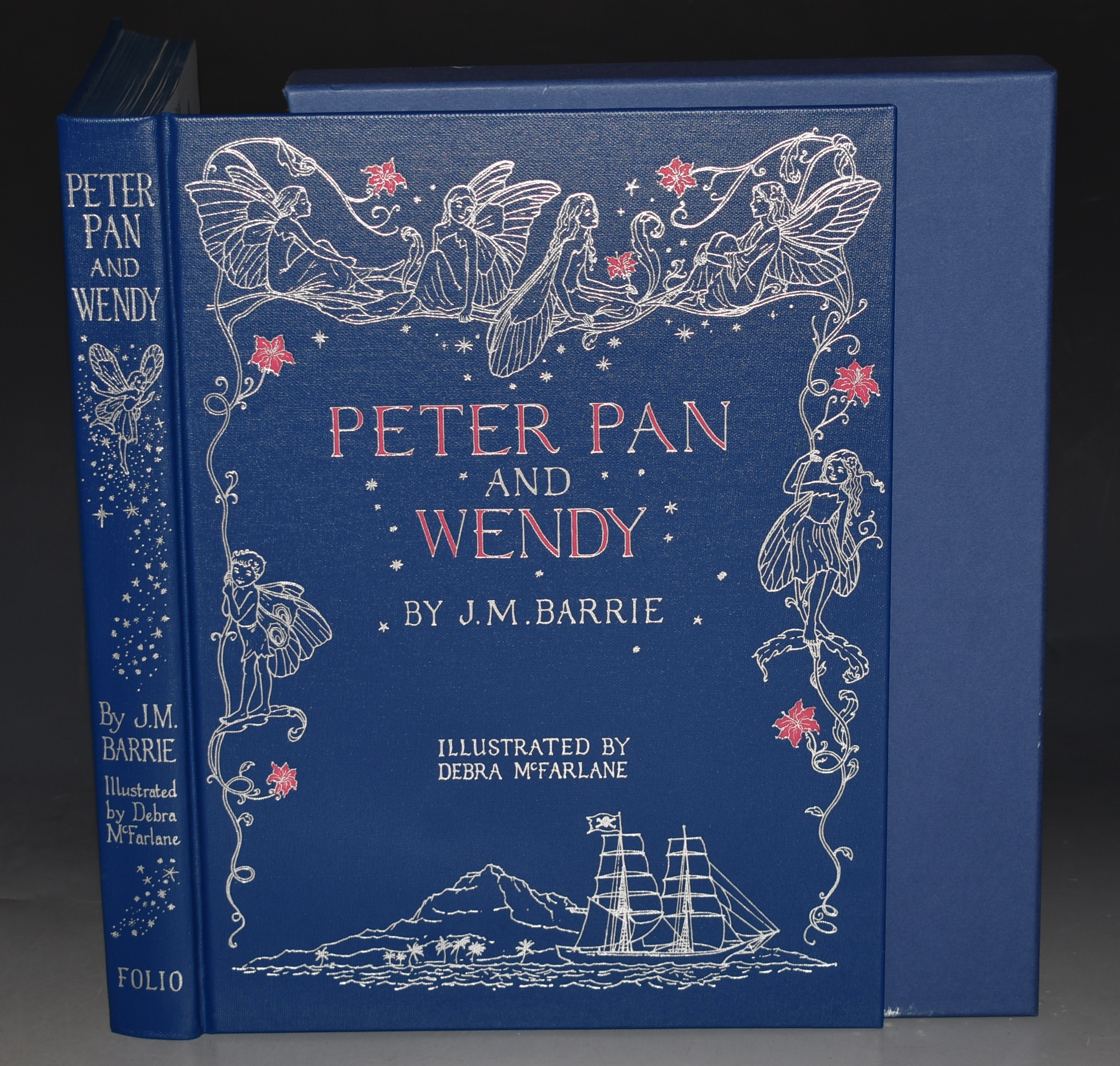 Image for Peter Pan and Wendy