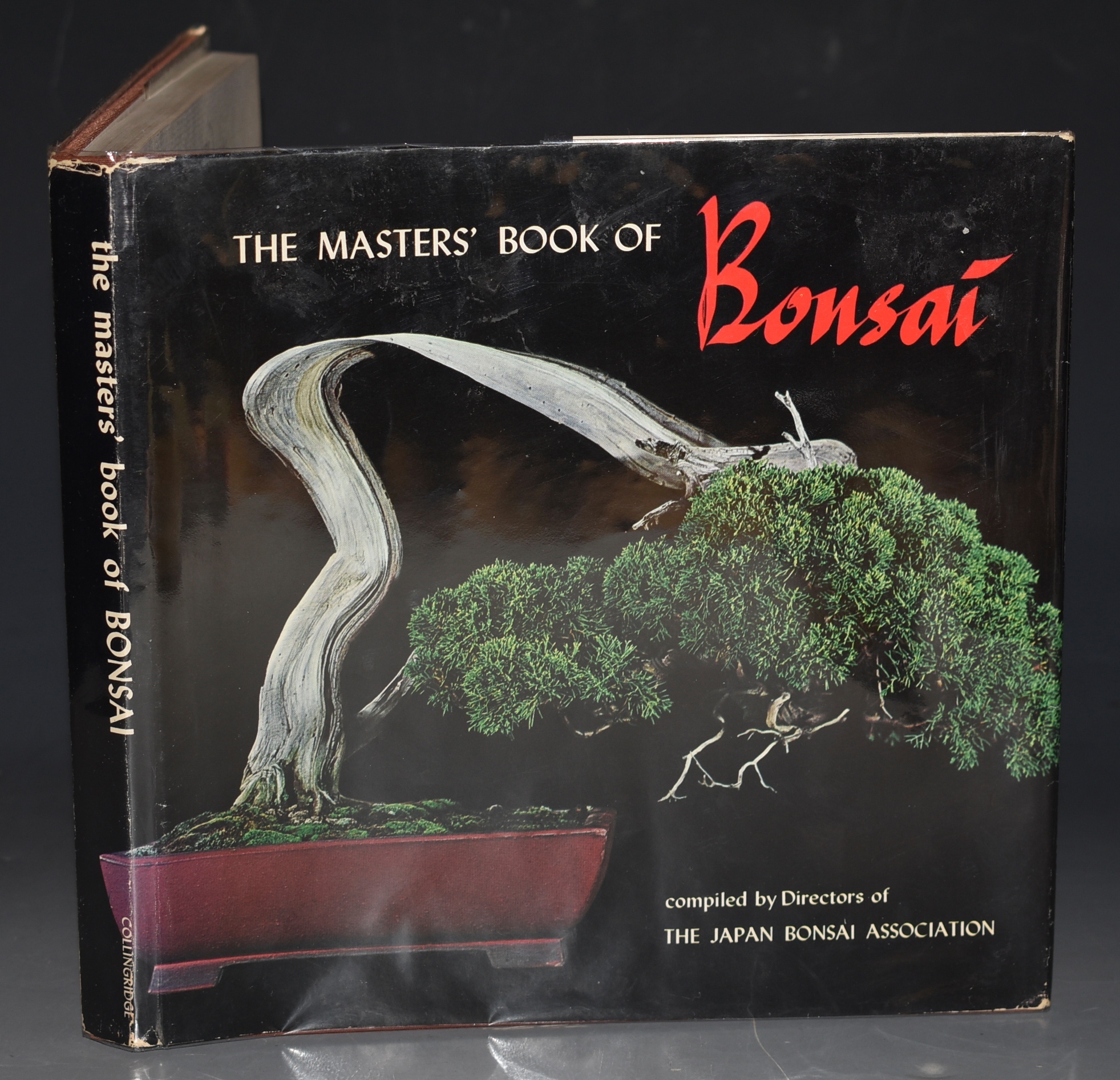 Image for The Master's Book of Bonsai By Directors of the Japan Bonsai Association.