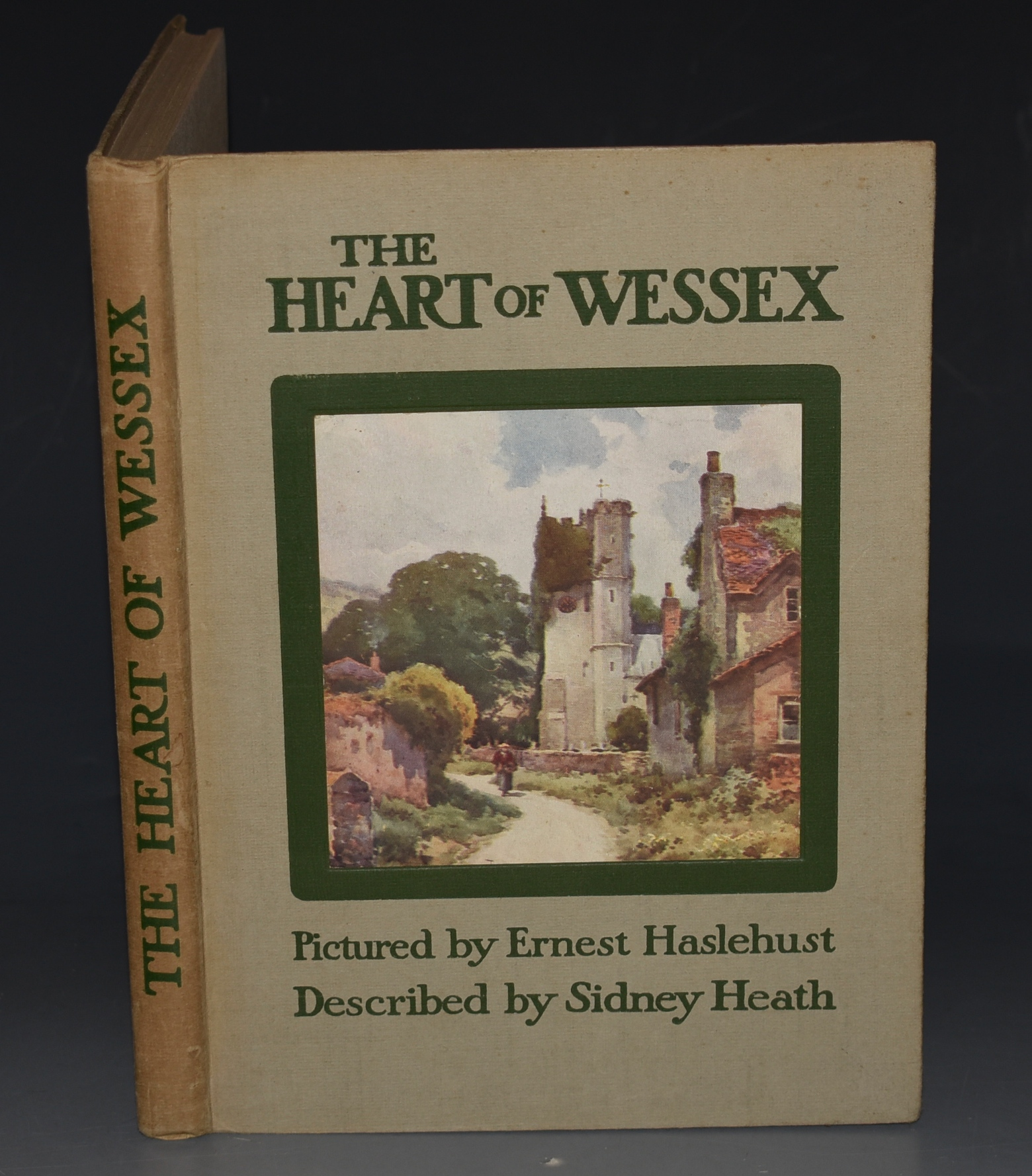 Image for The Heart of Wessex Beautiful England Series.