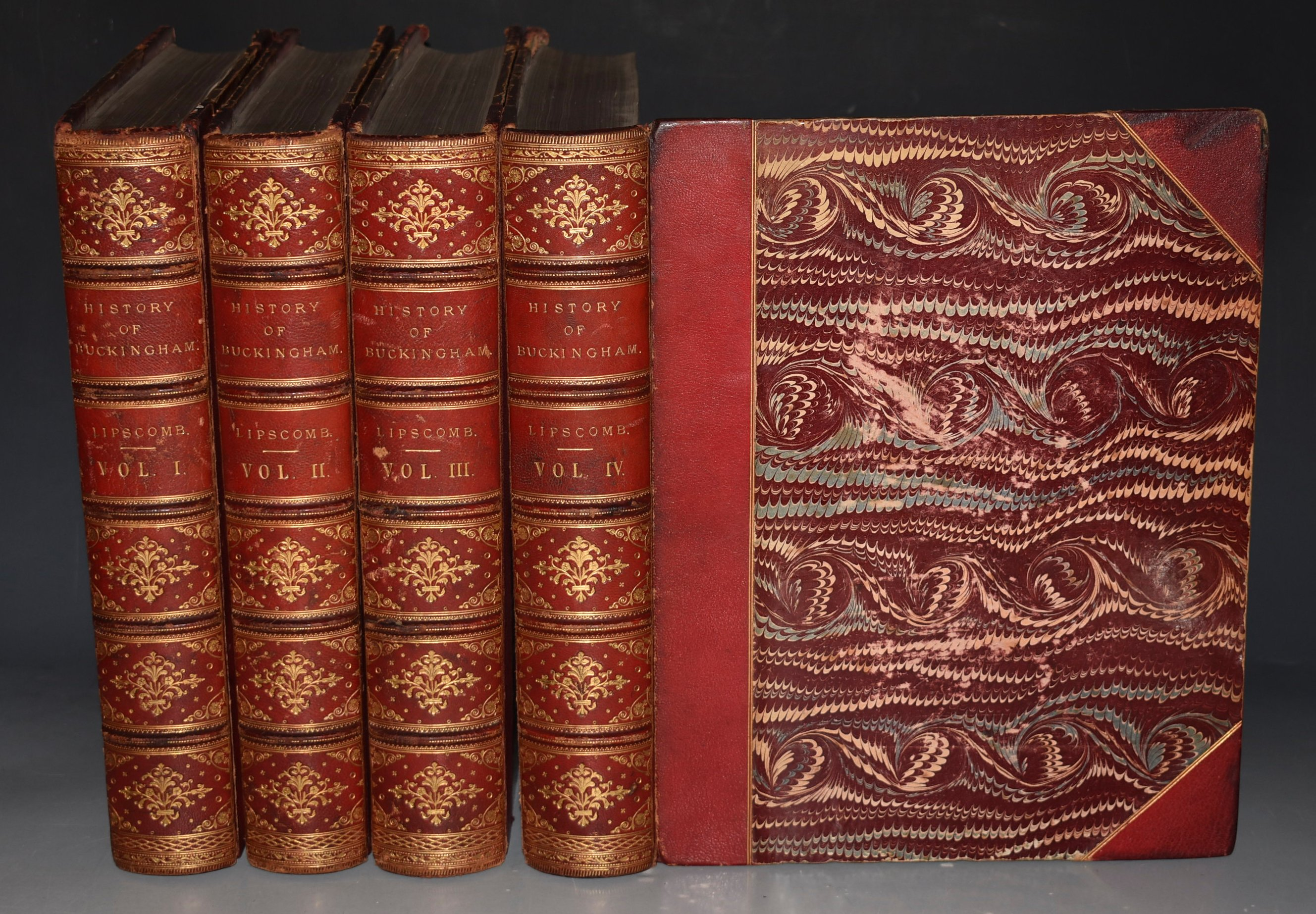Image for The History and Antiquities of the County of Buckingham. In Four Volumes.