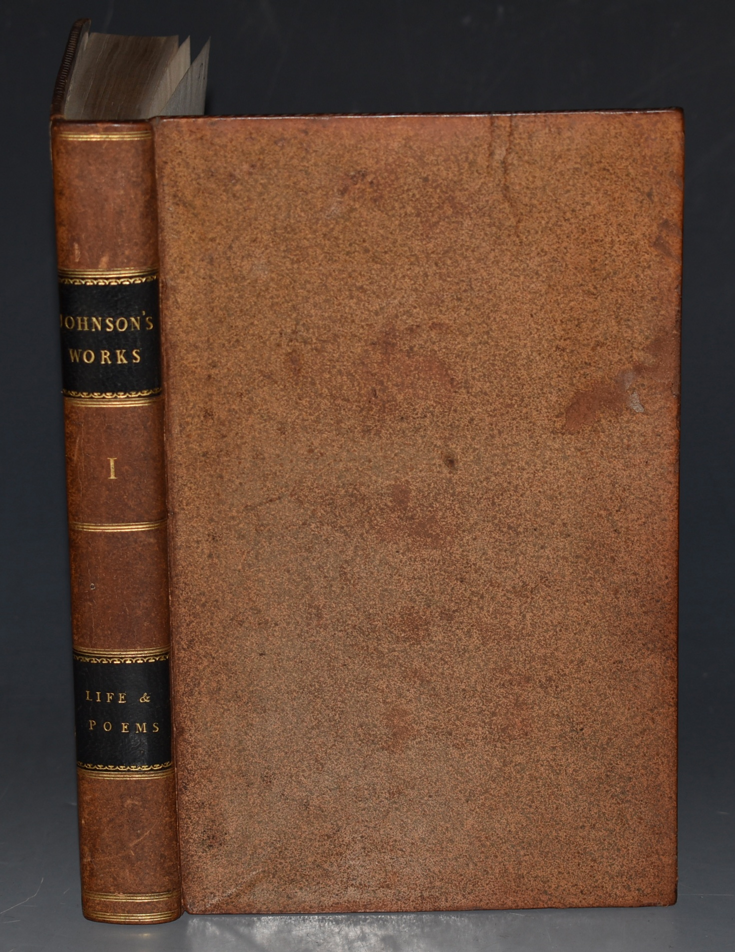 Image for The Works of Samuel Johnson. A New Edition. In Twelve Volumes (Continued to Fifteen Volumes). With an Essay on His Life and Genius by Arthur Murphy, Esq. Continued to Fifteen Volumes with the addition of three further volumes: 'Debates in Parliament,' and 'Sermons/Prayers and Meditations.'