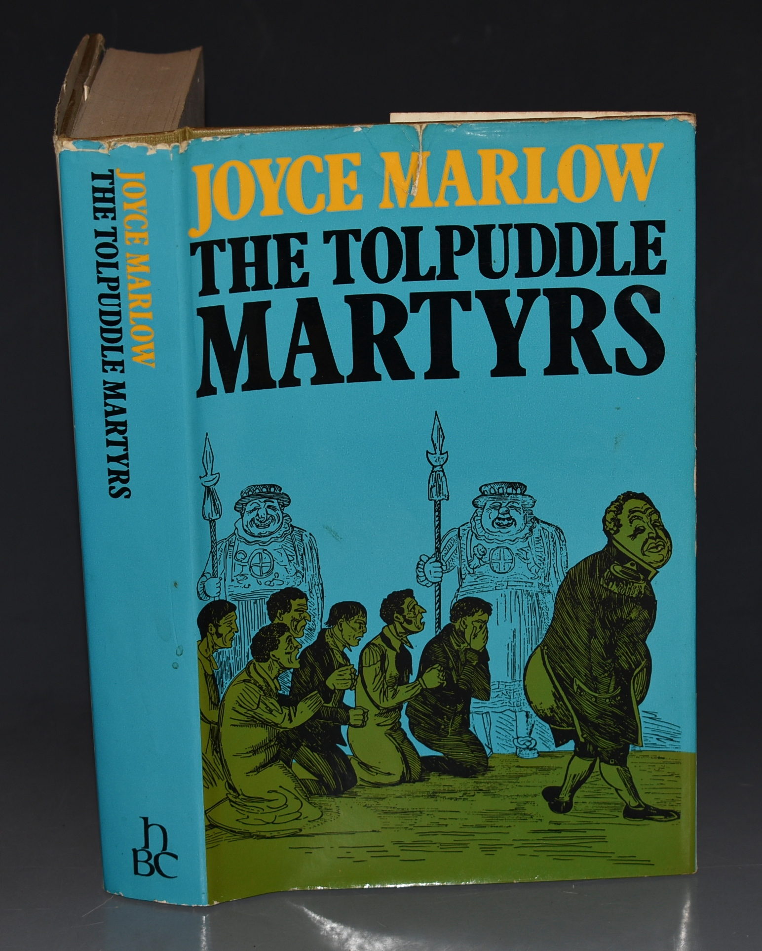 Image for The Tolpuddle Martyrs.