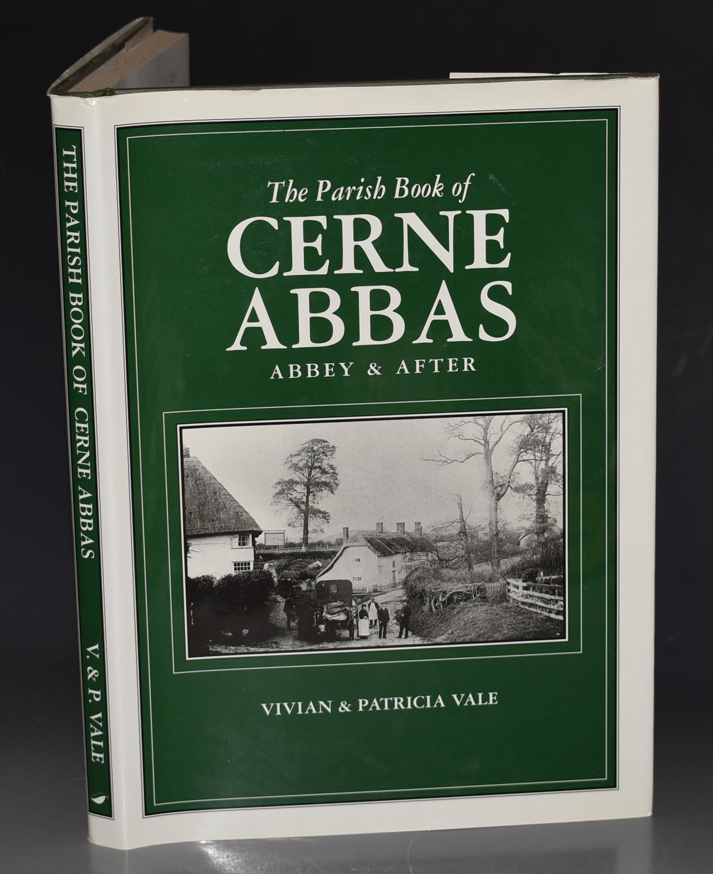 Image for The Parish Book of Cerne Abbas Abbey and After.