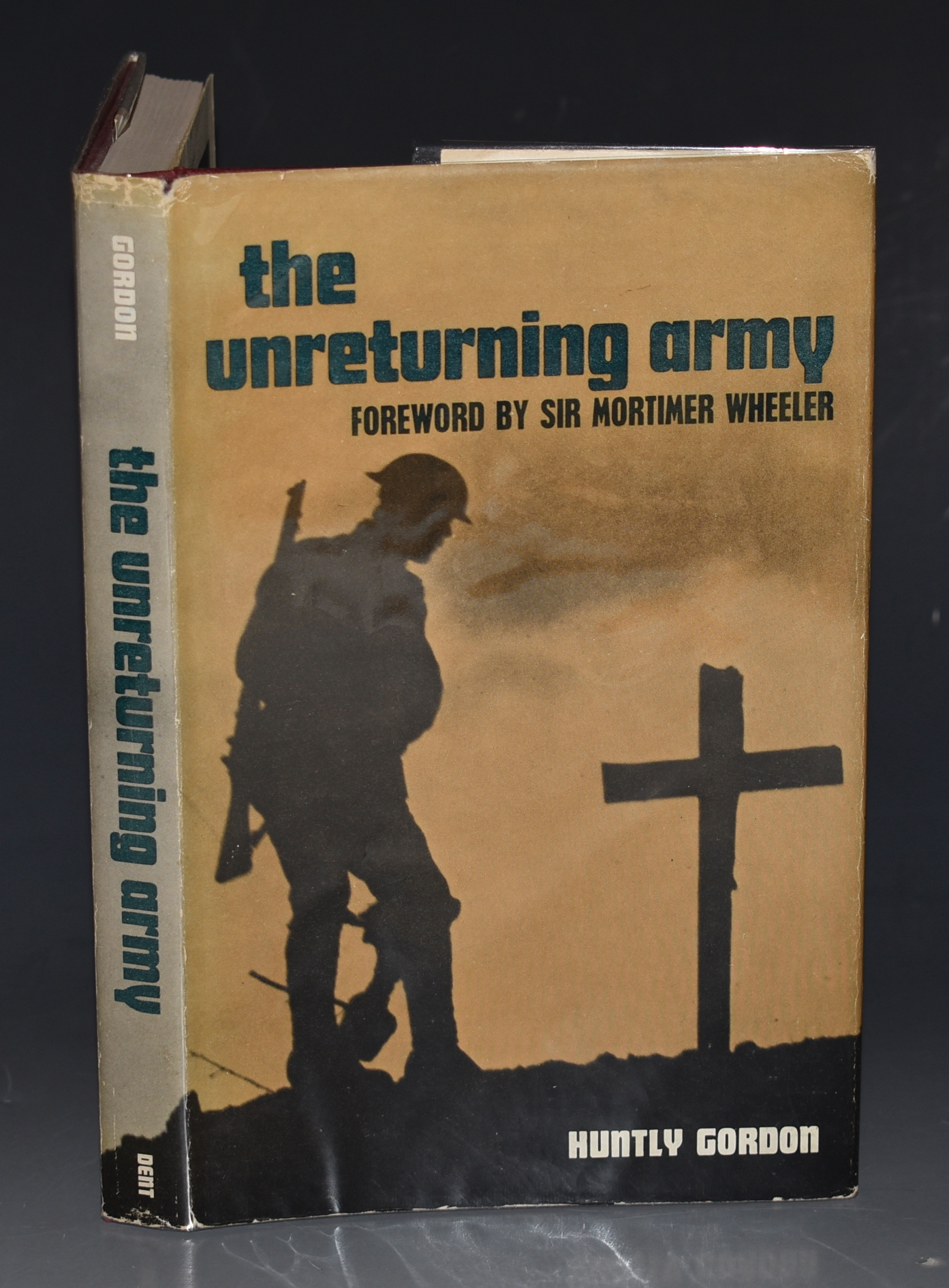 Image for The Unreturning Army A Field-Gunner in Flanders, 1917-18. With a foreword by Sir Mortimer Wheeler. Drawings by Edward Mortelmans. SIGNED COPY.