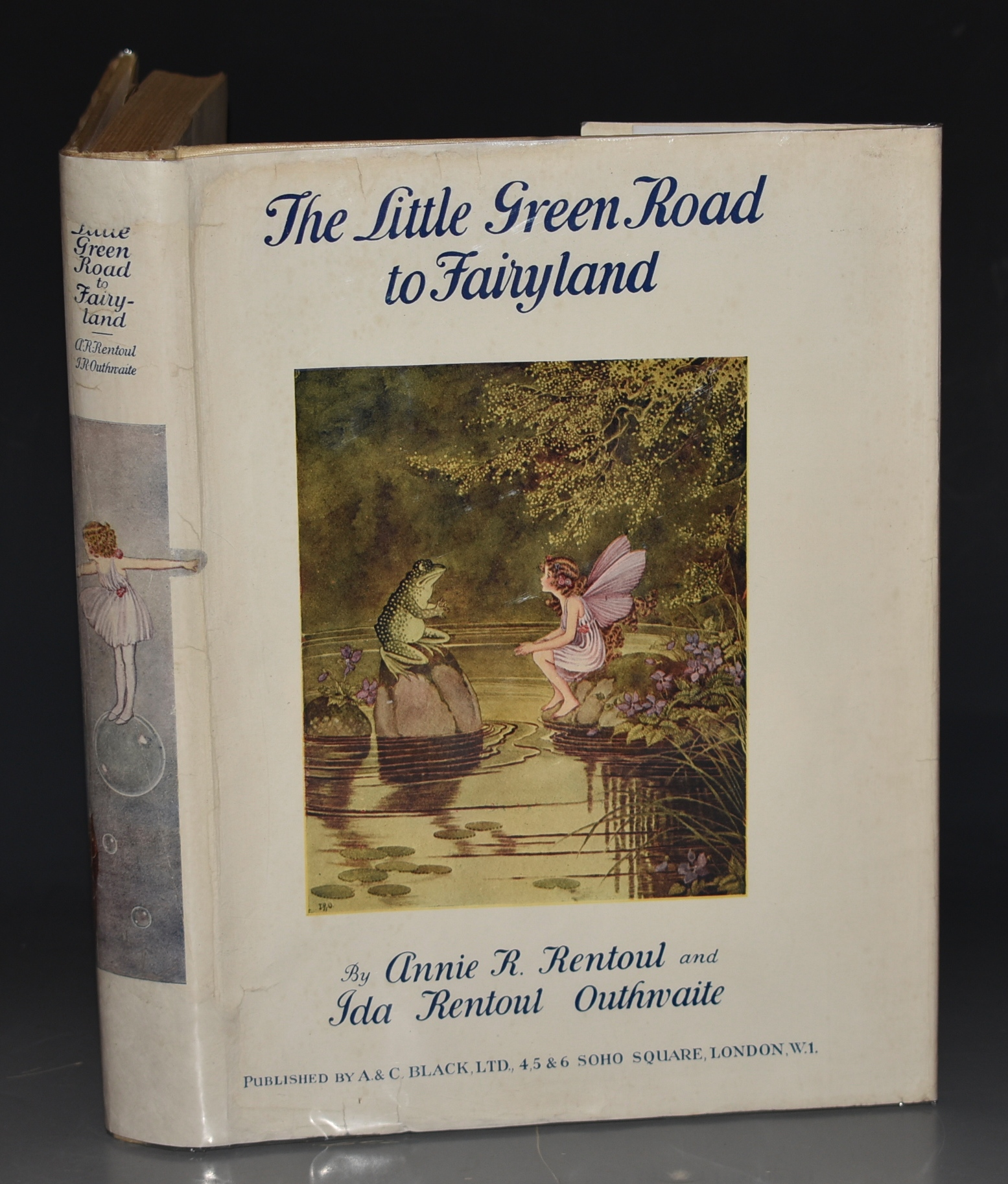 Image for The Little Green Road to Fairyland