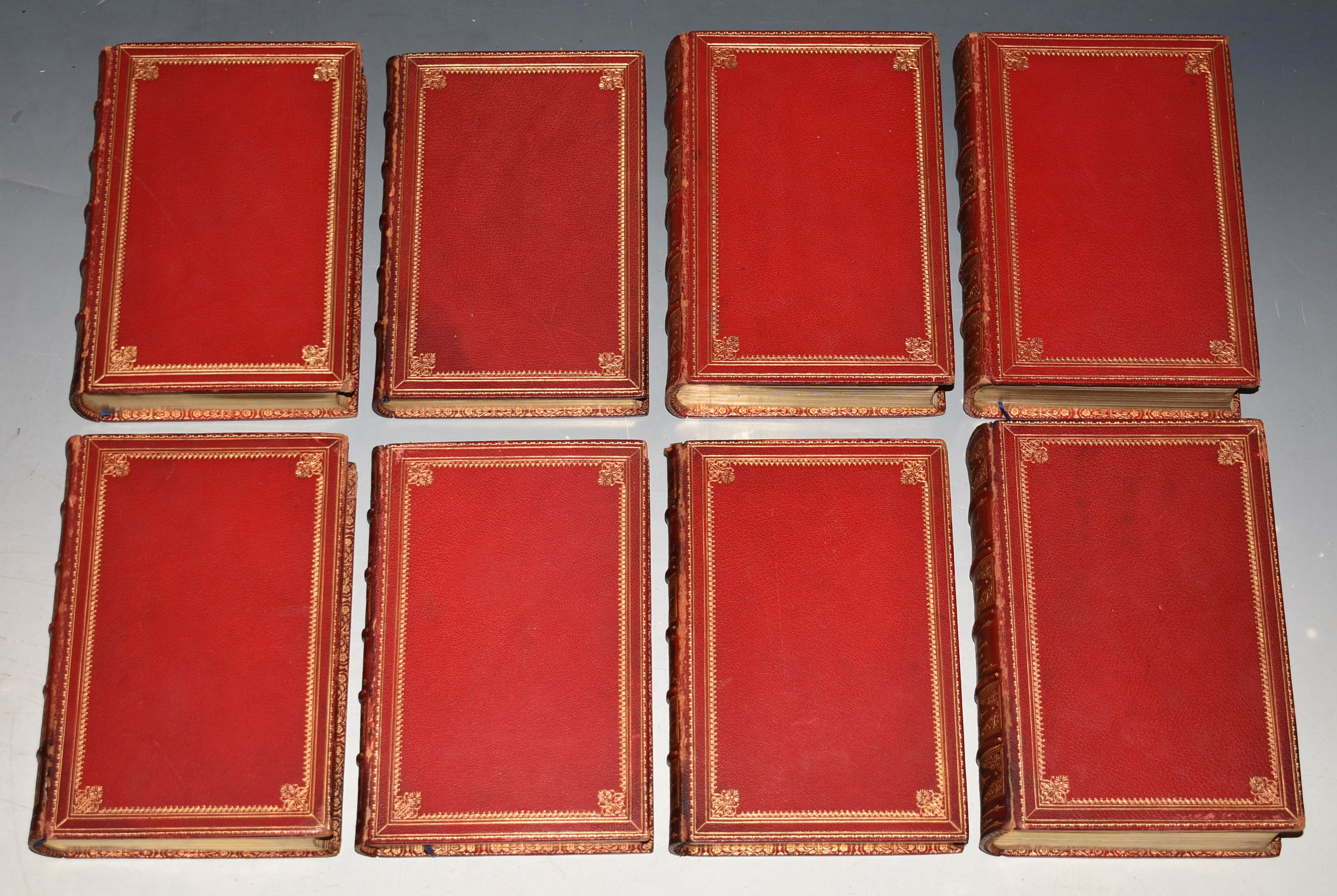 Image for Handbook to the Cathedrals of England: Complete in Eight Volumes.