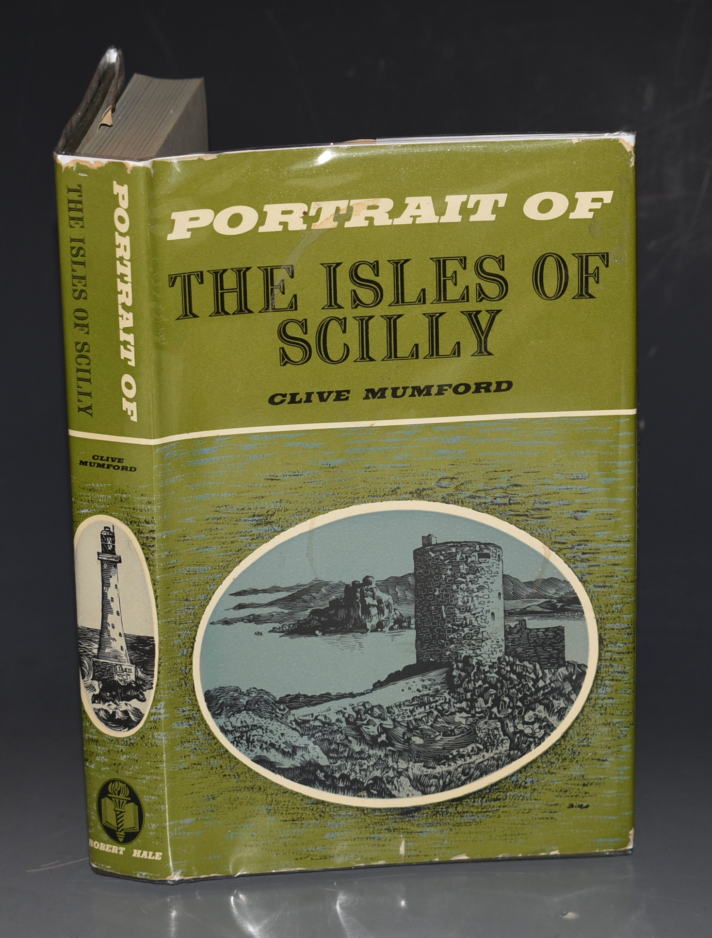 Image for Portrait of Isles of Scilly. Illustrated and with a map.
