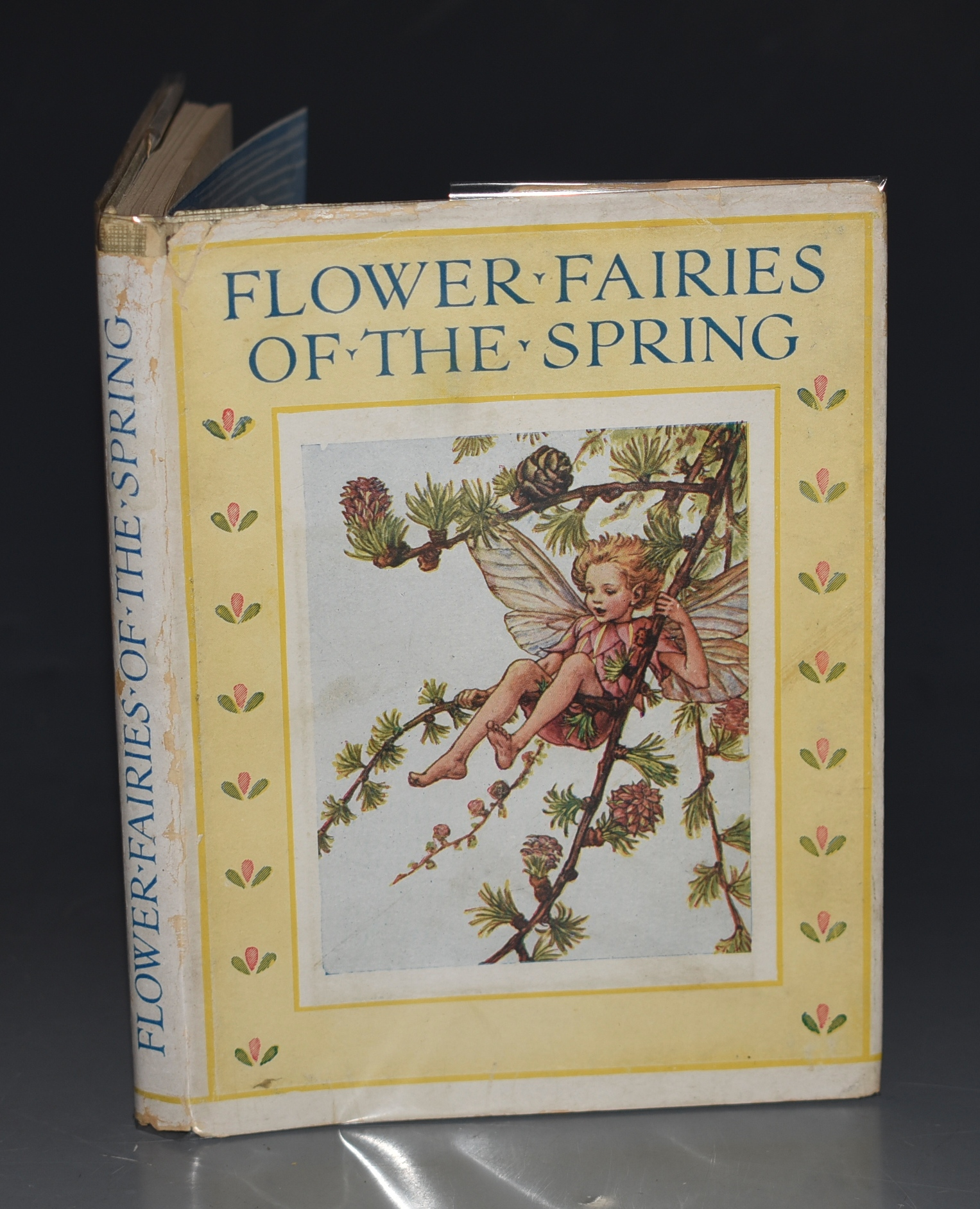Image for Flower Fairies of the Spring. Poems and Pictures by Cicely Mary Barker.