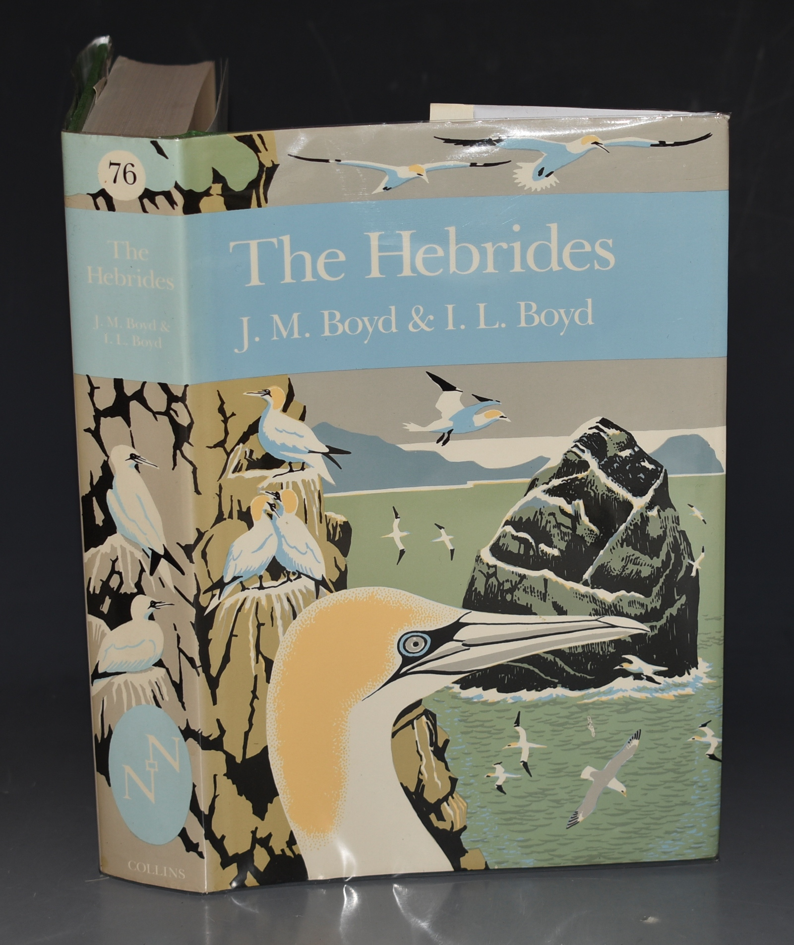 Image for The Hebrides. (The New Naturalist 76).