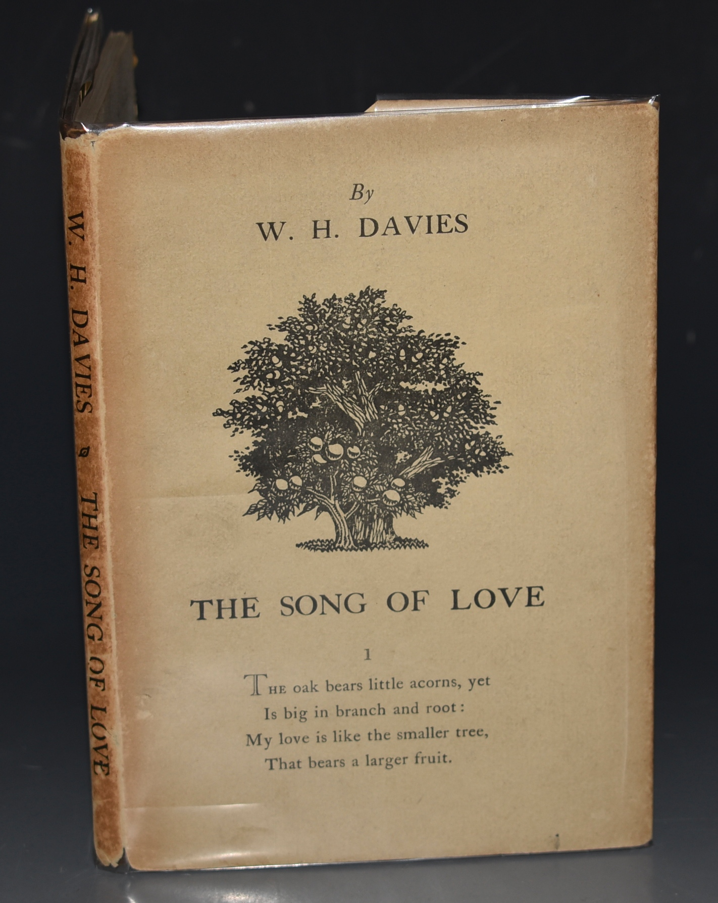Image for The Song of Love With Decorations by Dora M. Batty.