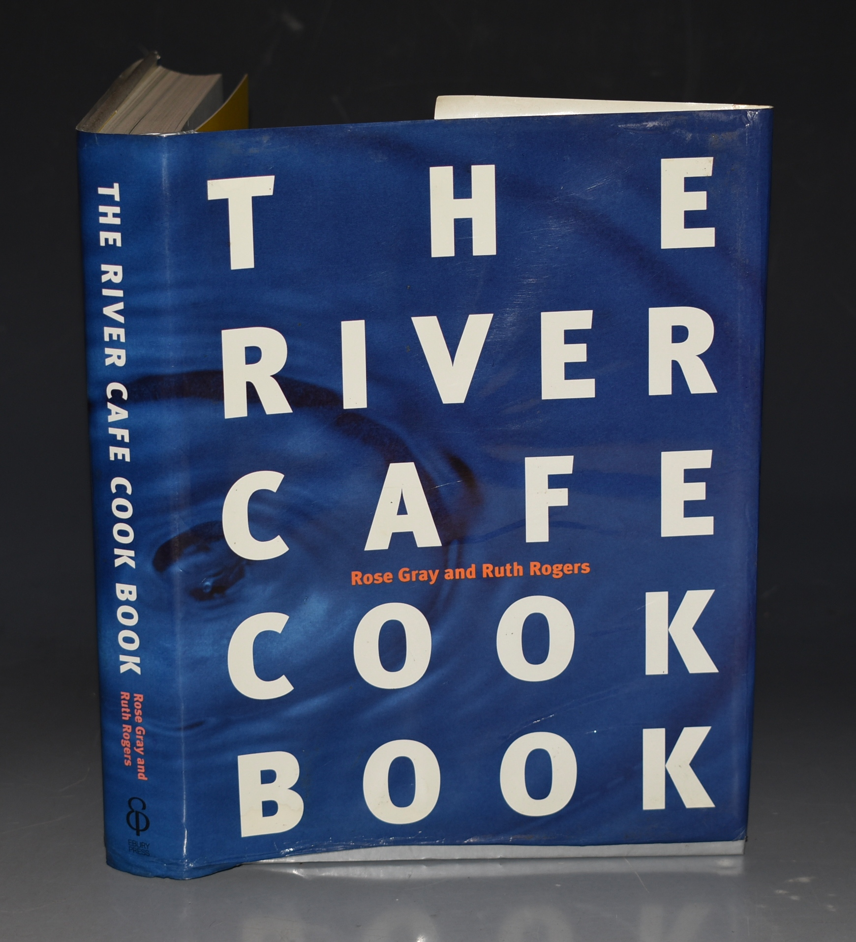 Image for The River Cafe Cook Book SIGNED COPY.