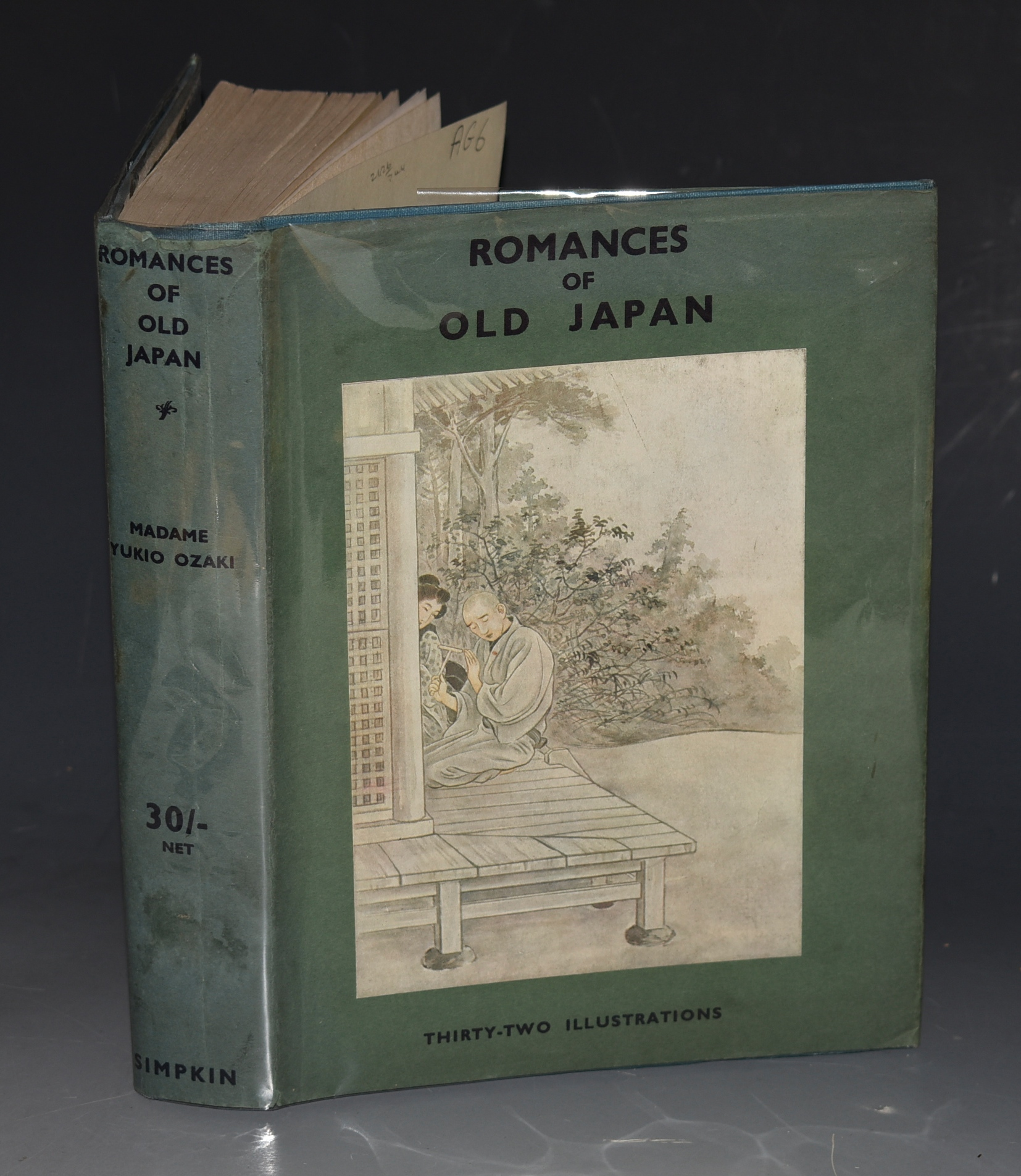 Image for Romances of Old Japan. Rendered into English from Japanese Sources.