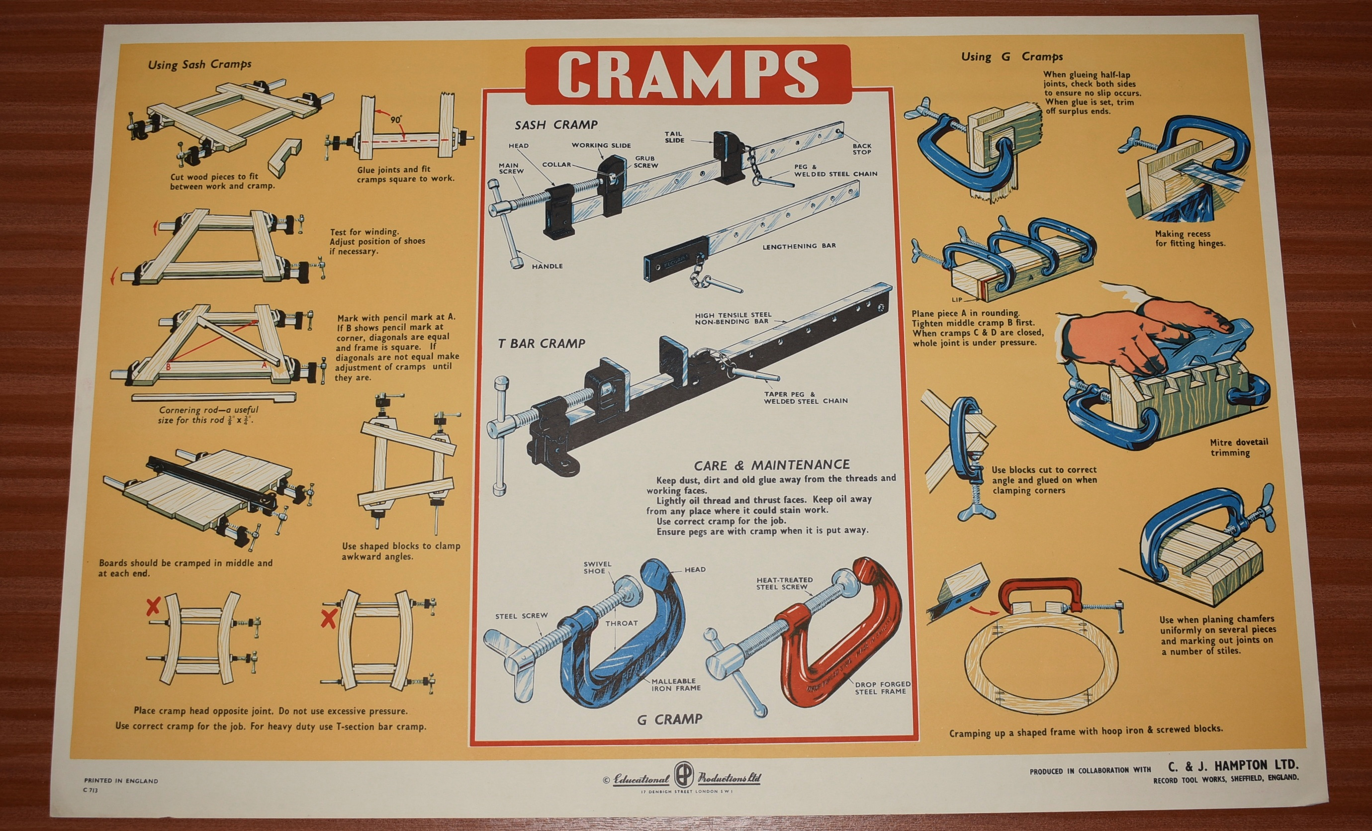 Image for ORIGINAL POSTER.  Cramps