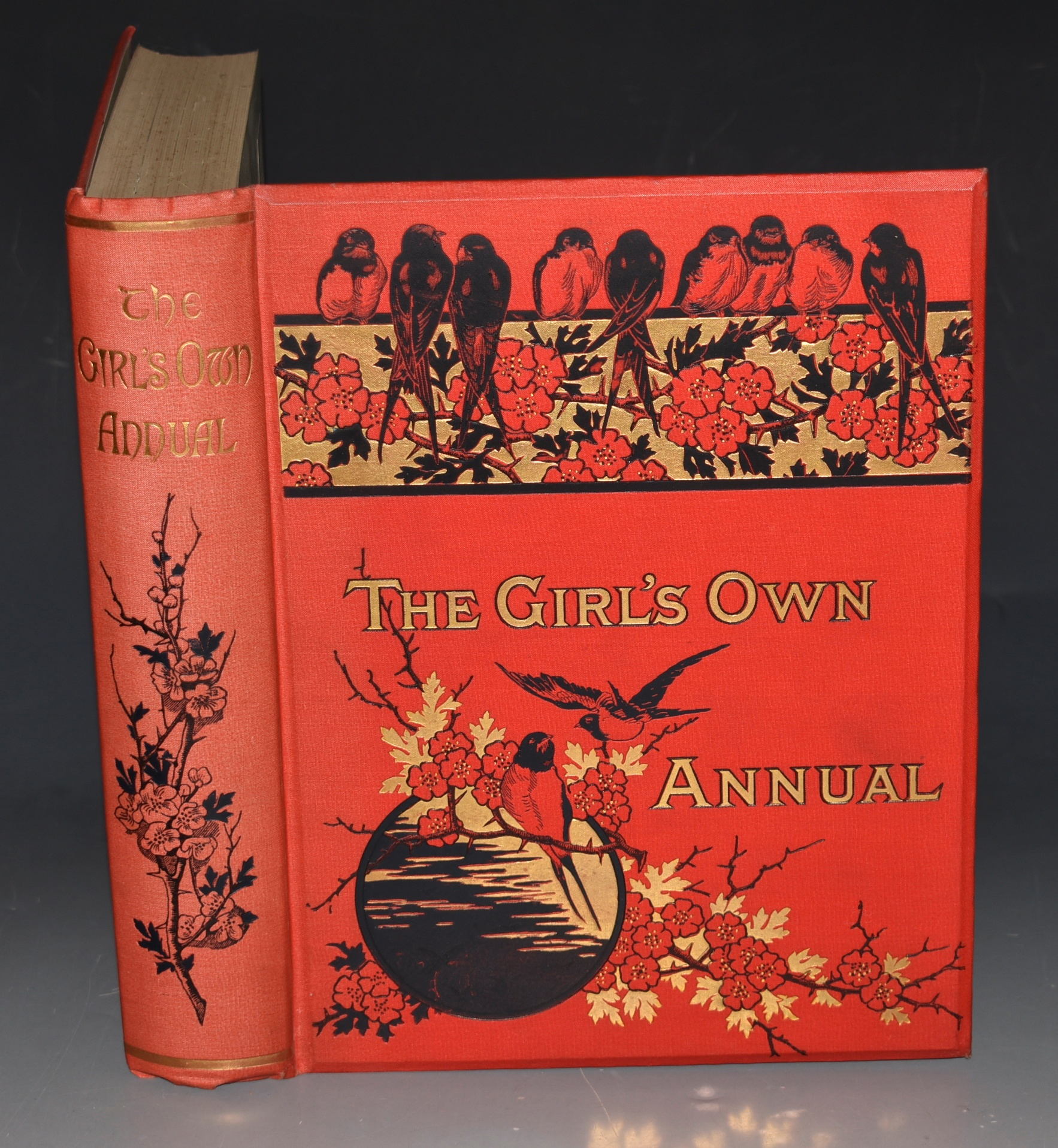 Image for The Girl's Own Annual. Vol.8. (Oct. 1886 - Sept. 1887)