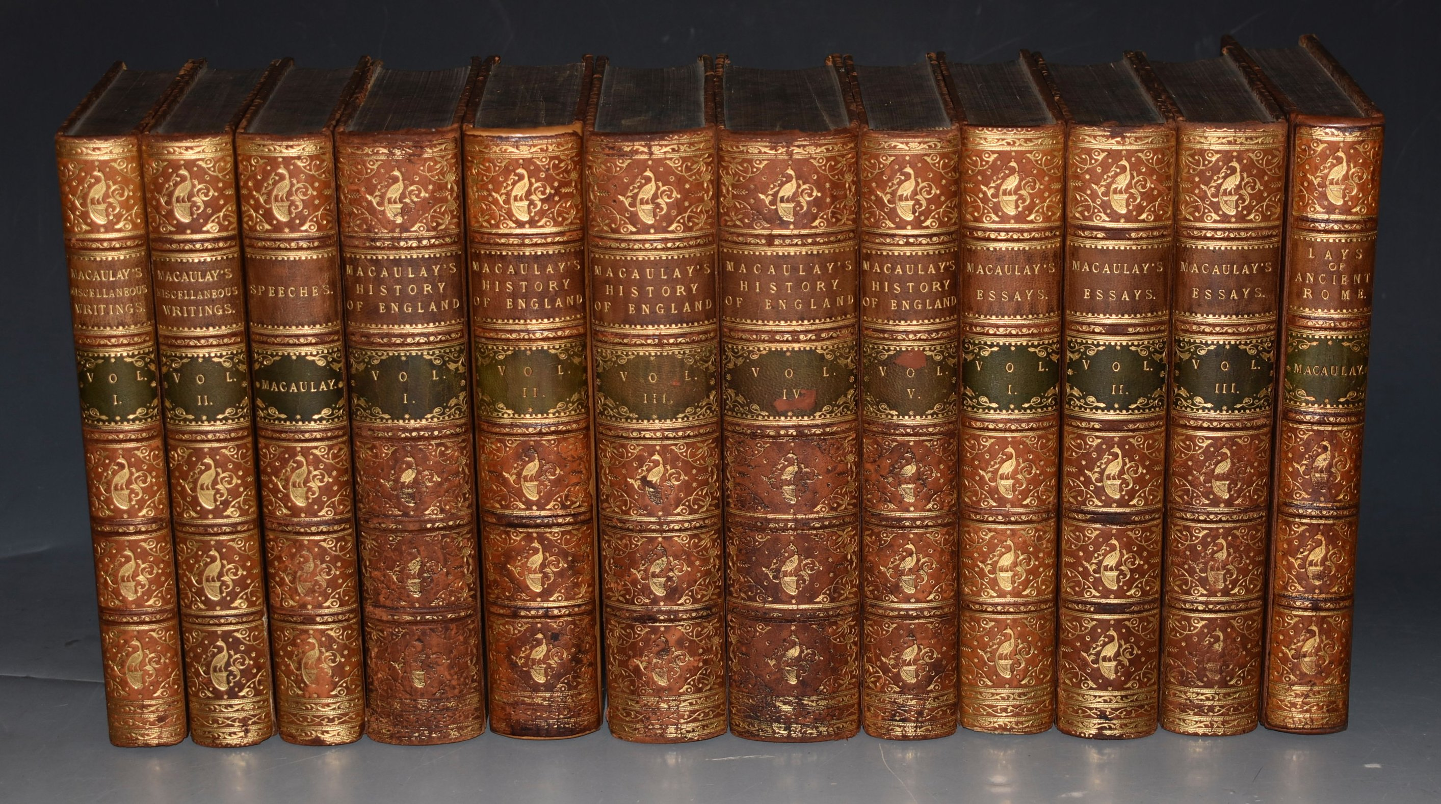 Image for The Works of Lord Macaulay. In Twelve Volumes.