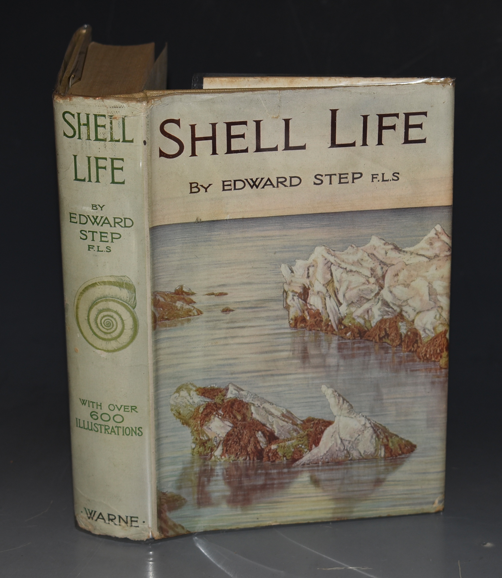 Image for Shell Life. An Introduction to the British Mollusca. Large Format Wayside and Woodland Series.