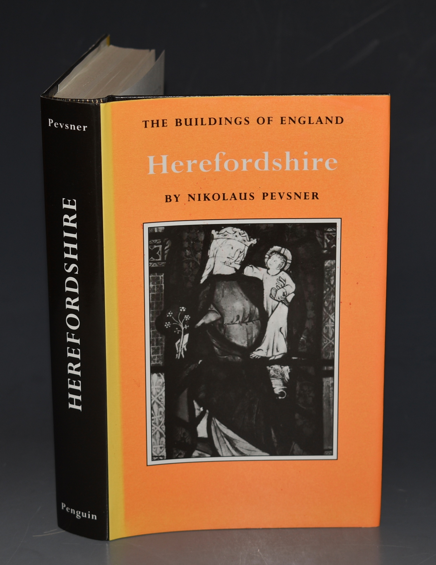 Image for Herefordshire. (The Buildings of England).
