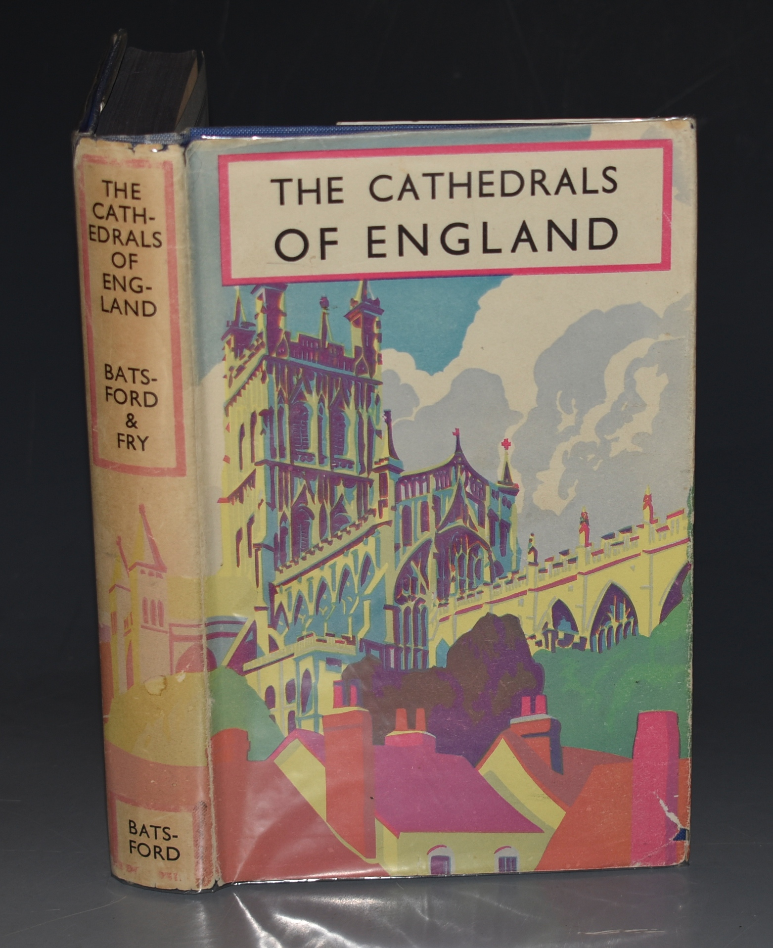 Image for The Cathedrals of England. Foreword by Hugh Walpole.