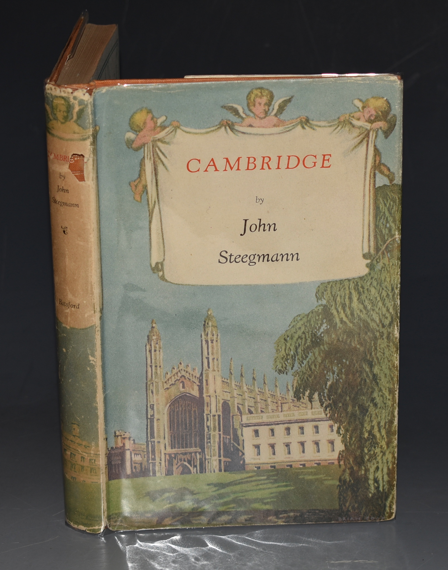Image for Cambridge. As it was and as it is today. Fourth edition revised.