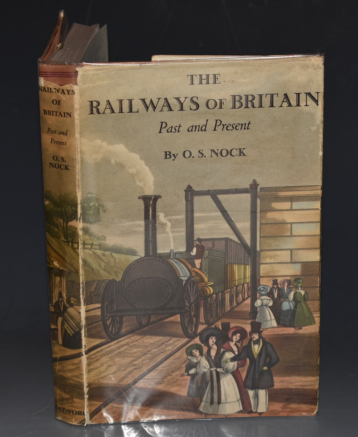 Image for The Railways of Britain. Past and Present.