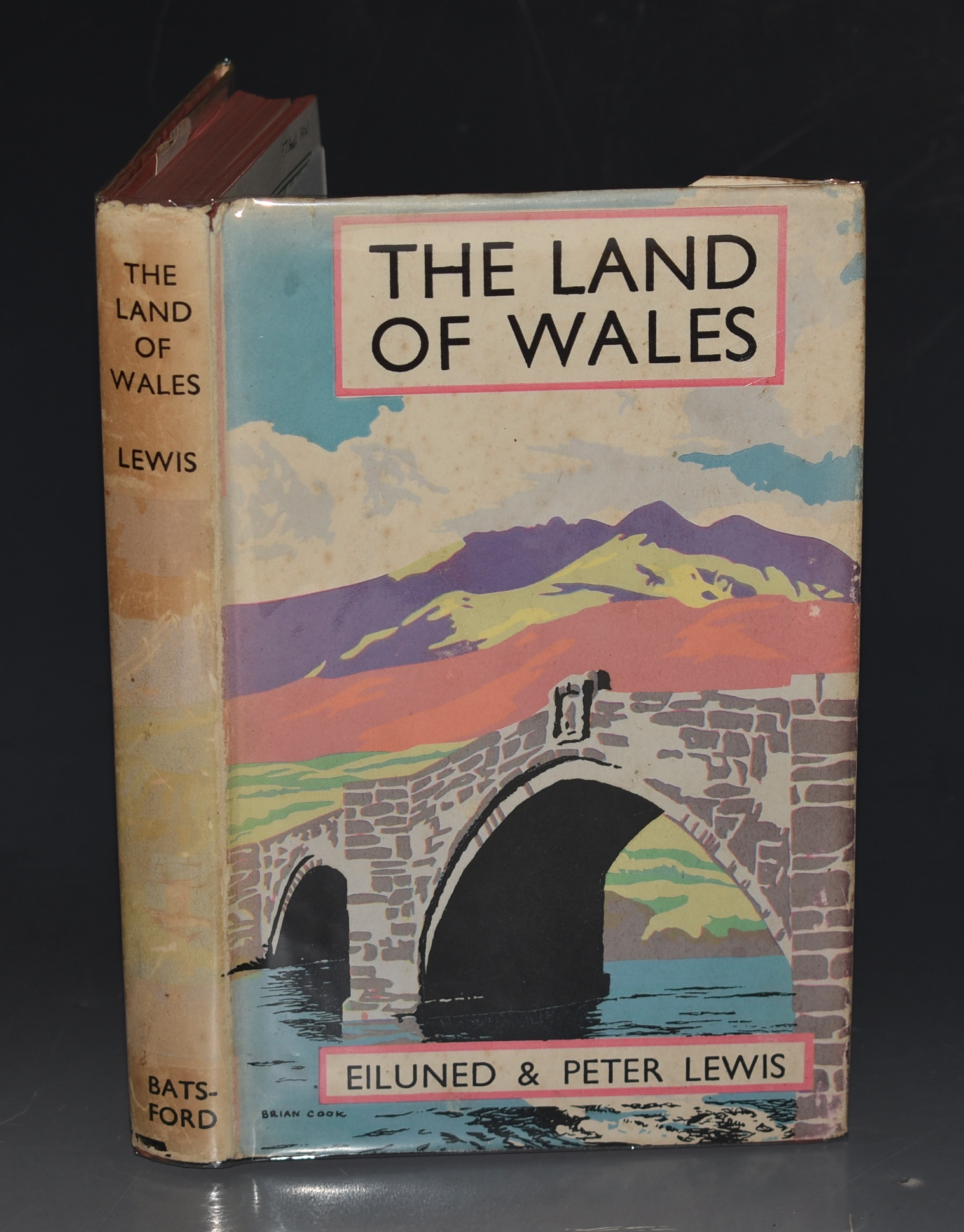 Image for The Land of Wales.